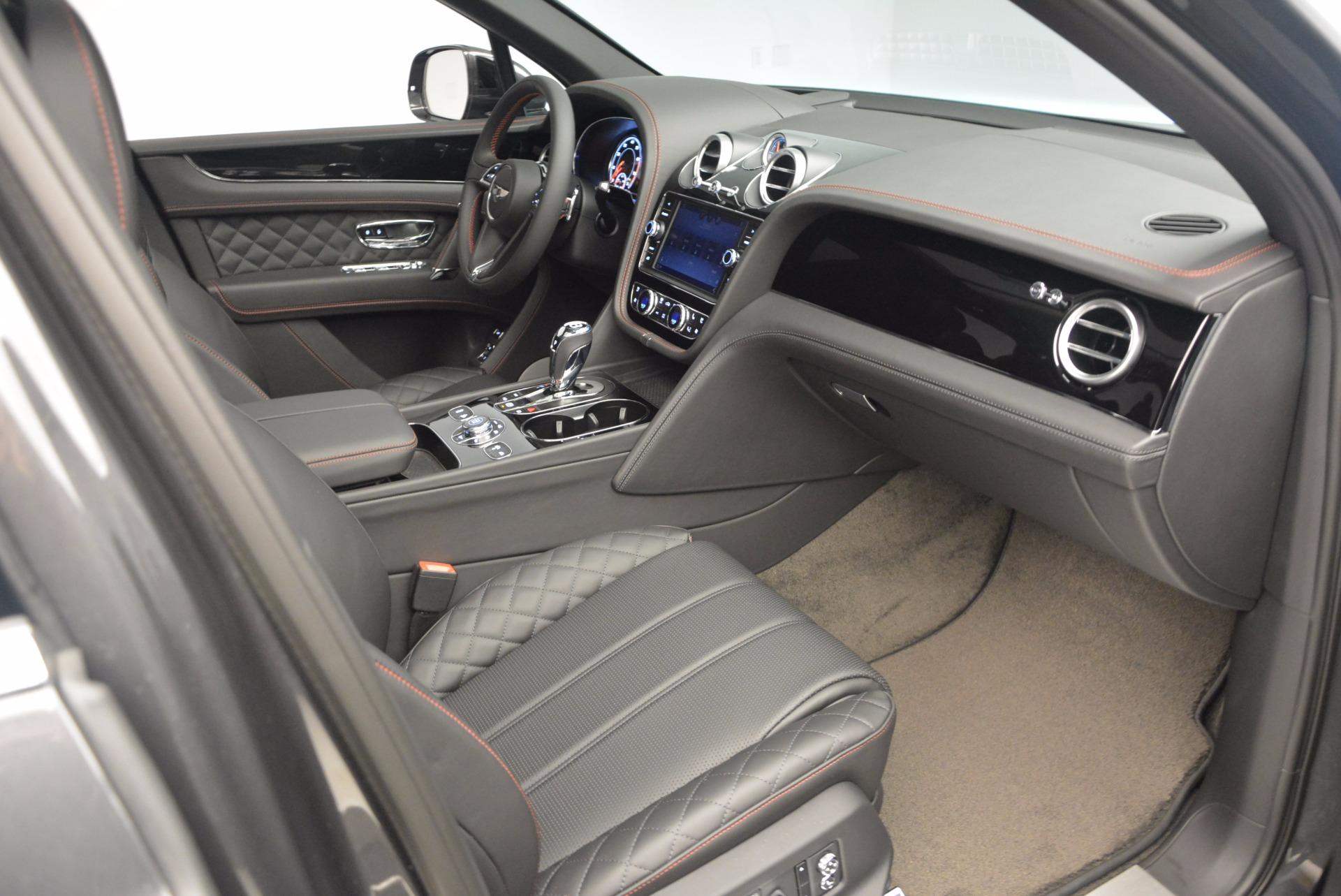New 2017 Bentley Bentayga  For Sale In Greenwich, CT. Alfa Romeo of Greenwich, B1208 755_p48
