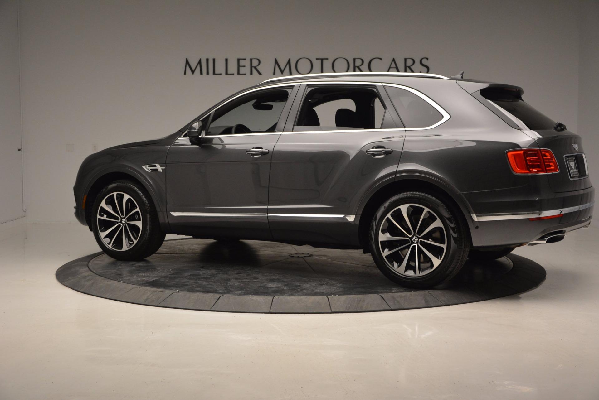New 2017 Bentley Bentayga  For Sale In Greenwich, CT. Alfa Romeo of Greenwich, B1208 755_p4