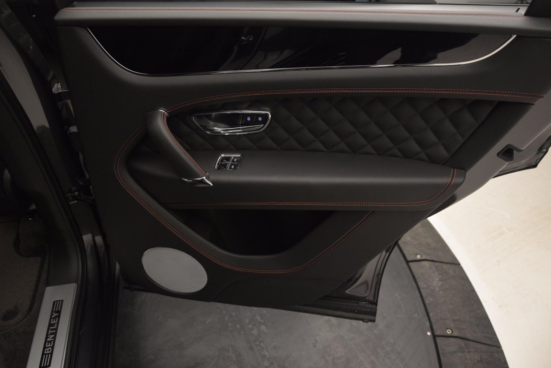 New 2017 Bentley Bentayga  For Sale In Greenwich, CT. Alfa Romeo of Greenwich, B1208 755_p51