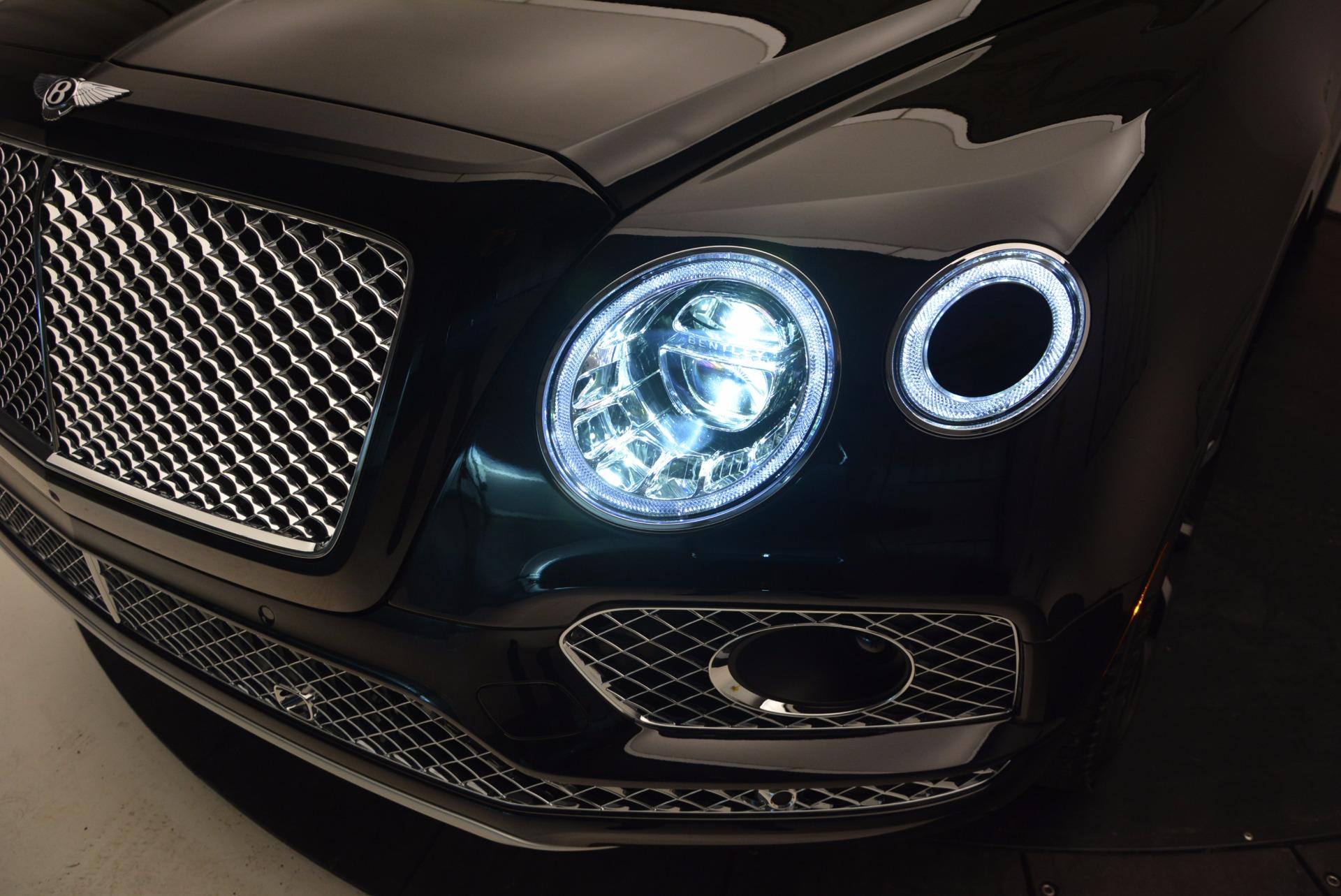 New 2017 Bentley Bentayga  For Sale In Greenwich, CT. Alfa Romeo of Greenwich, B1209 756_p17