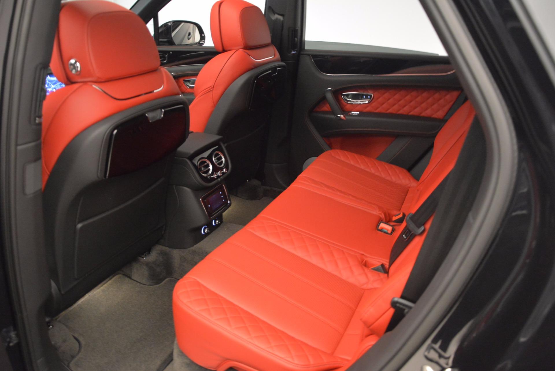 New 2017 Bentley Bentayga  For Sale In Greenwich, CT. Alfa Romeo of Greenwich, B1209 756_p35