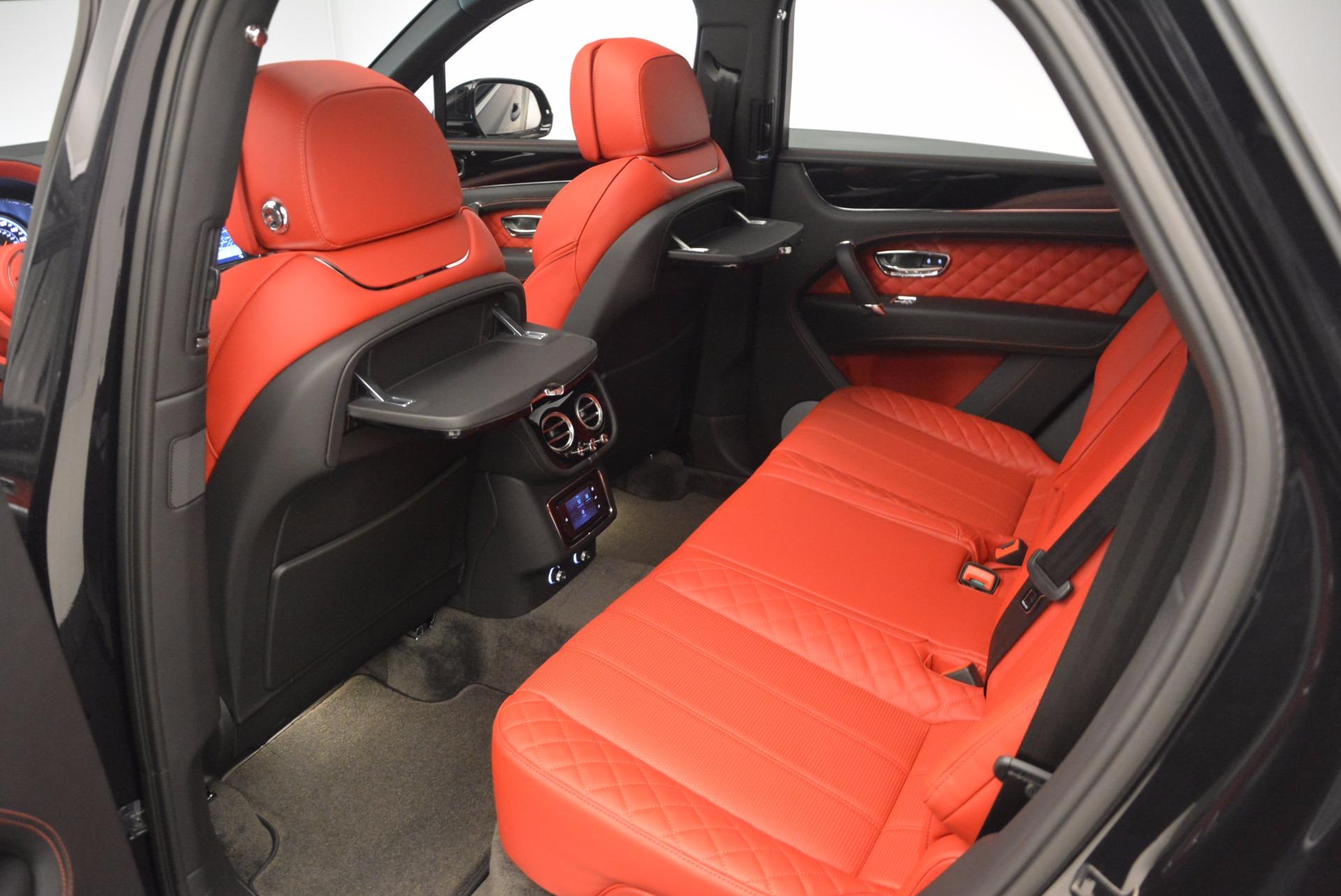 New 2017 Bentley Bentayga  For Sale In Greenwich, CT. Alfa Romeo of Greenwich, B1209 756_p36