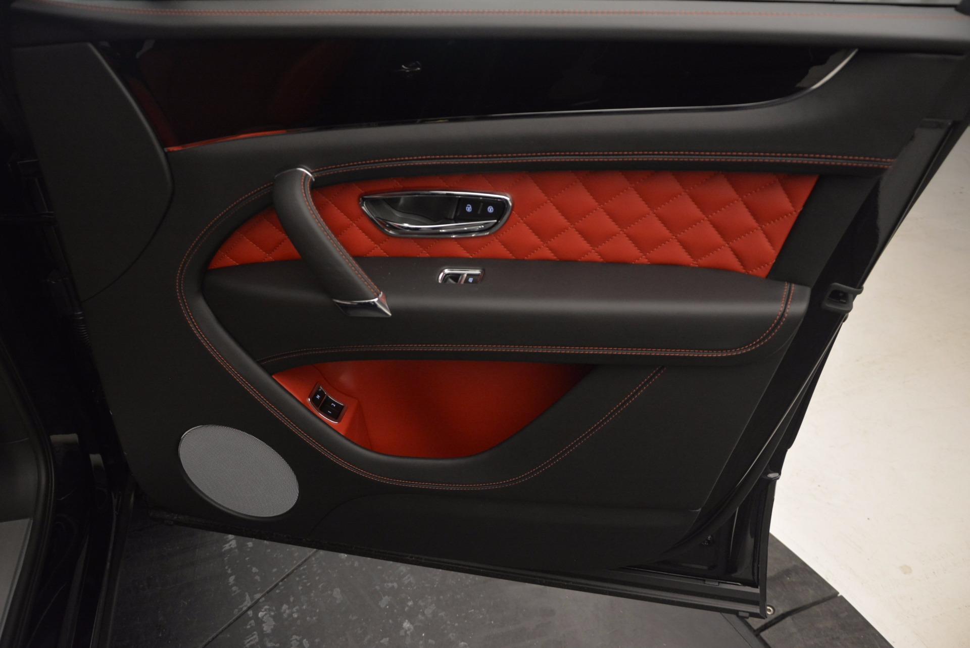 New 2017 Bentley Bentayga  For Sale In Greenwich, CT. Alfa Romeo of Greenwich, B1209 756_p45