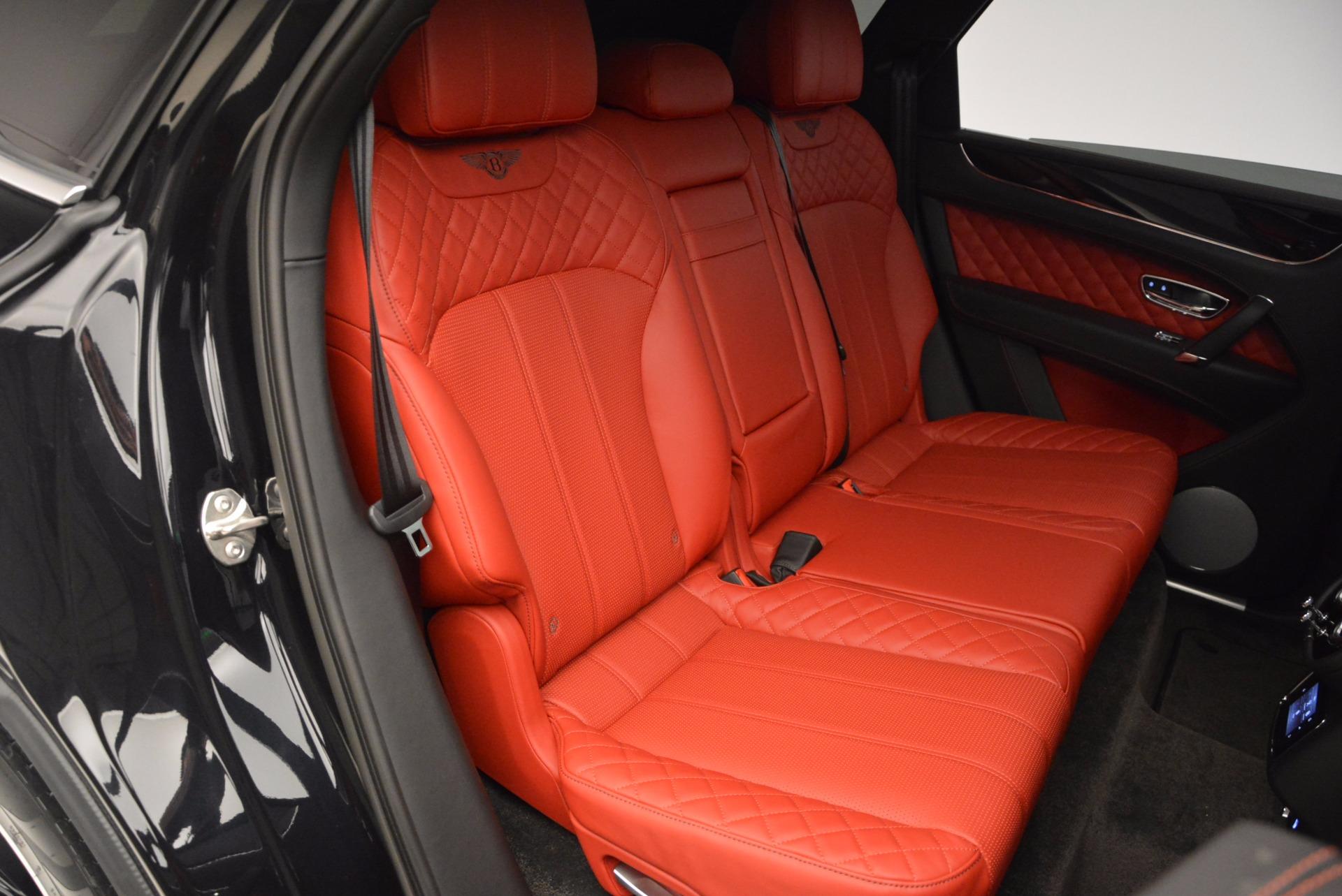 New 2017 Bentley Bentayga  For Sale In Greenwich, CT. Alfa Romeo of Greenwich, B1209 756_p52