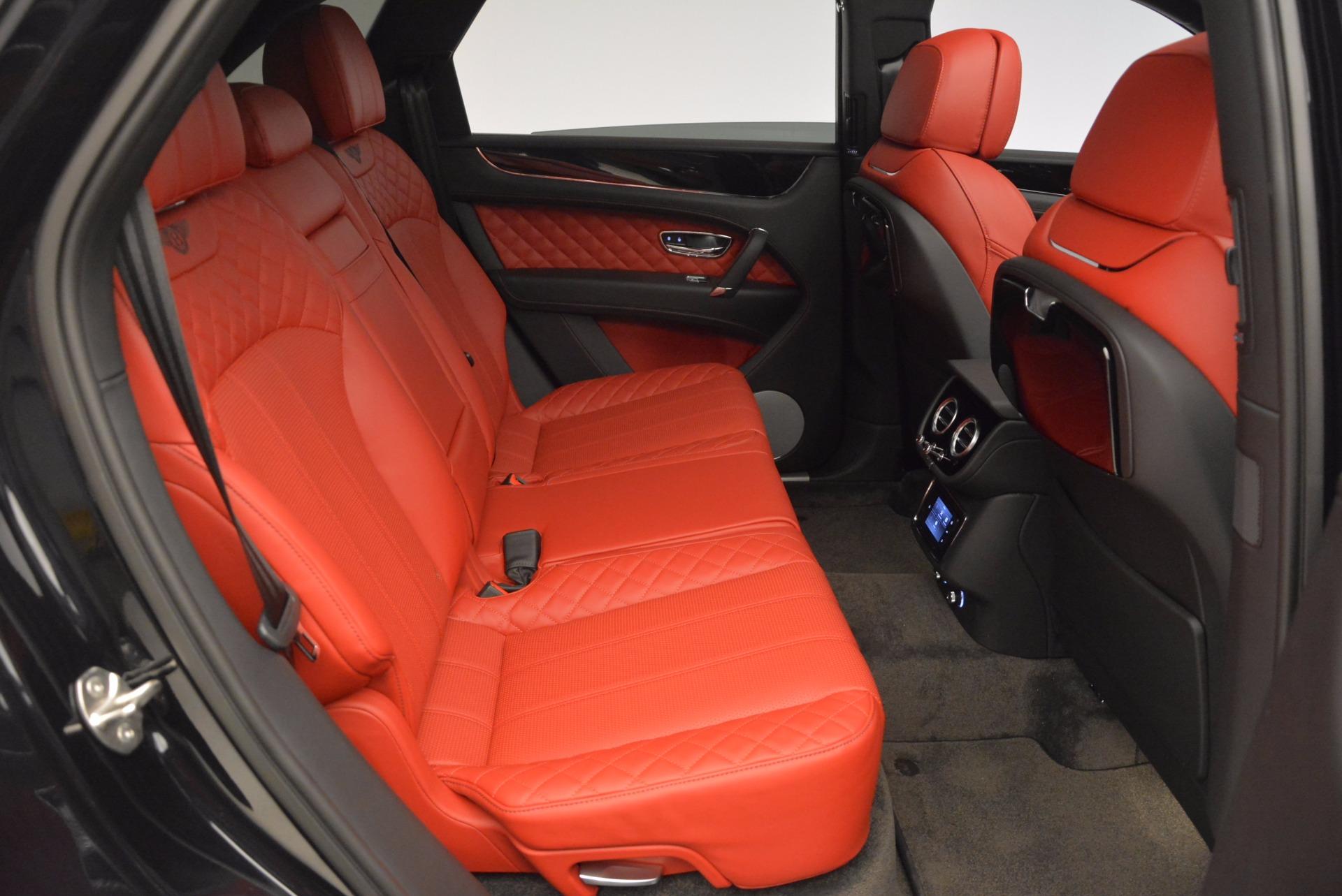 New 2017 Bentley Bentayga  For Sale In Greenwich, CT. Alfa Romeo of Greenwich, B1209 756_p53