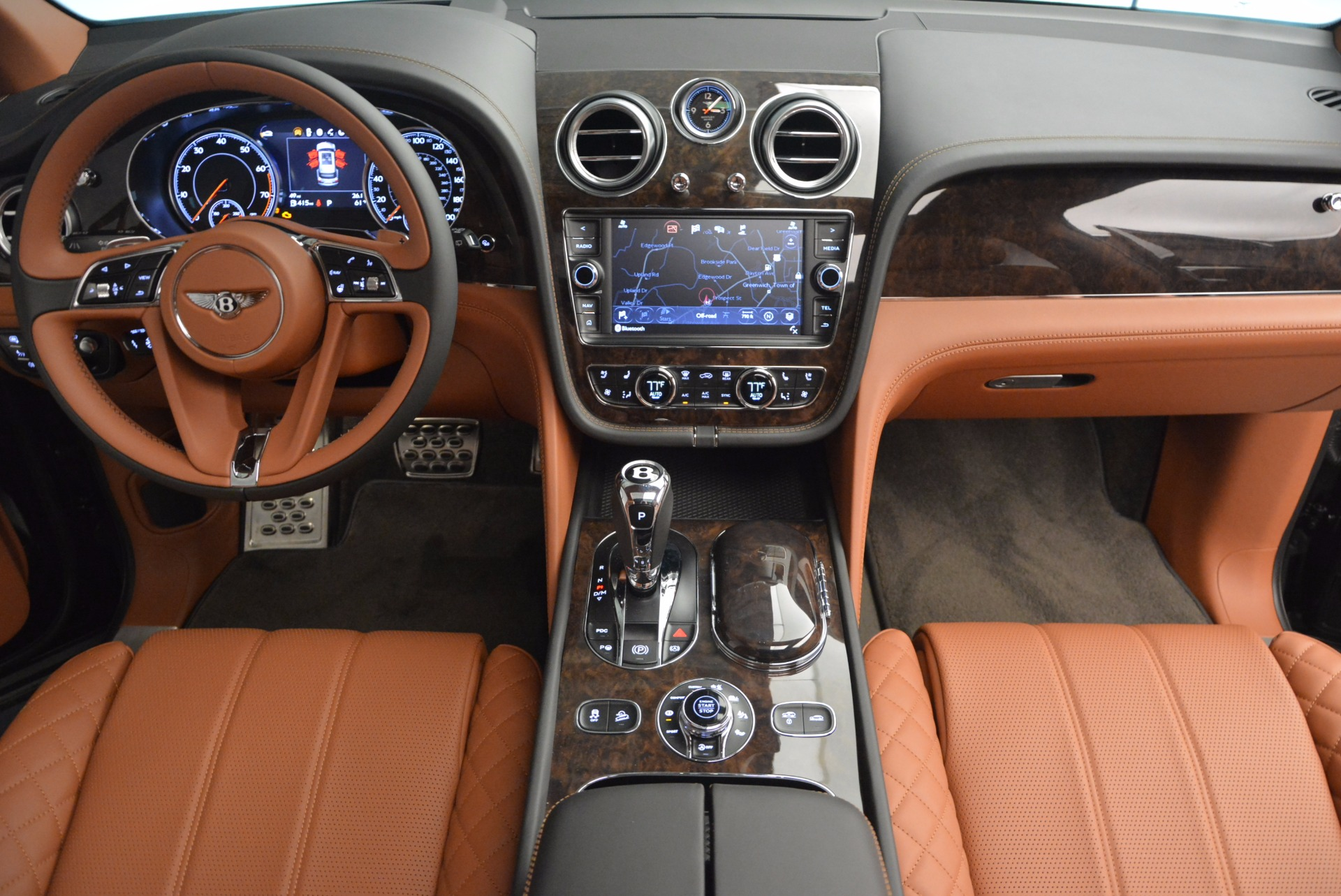 New 2017 Bentley Bentayga  For Sale In Greenwich, CT. Alfa Romeo of Greenwich, B1215 757_p46