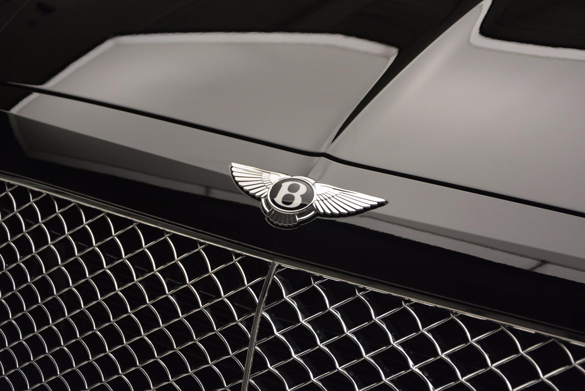 Used 2017 Bentley Bentayga  For Sale In Greenwich, CT. Alfa Romeo of Greenwich, 7125 758_p14