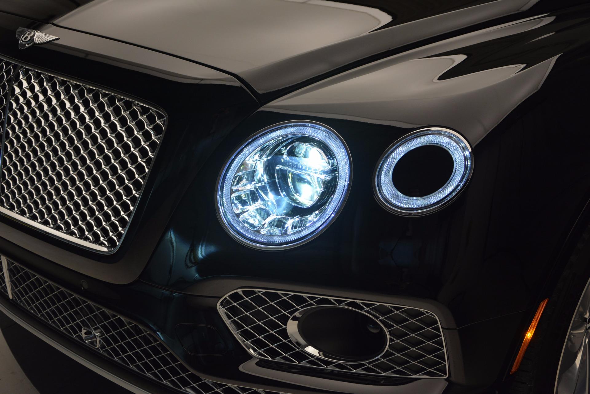 Used 2017 Bentley Bentayga  For Sale In Greenwich, CT. Alfa Romeo of Greenwich, 7125 758_p19