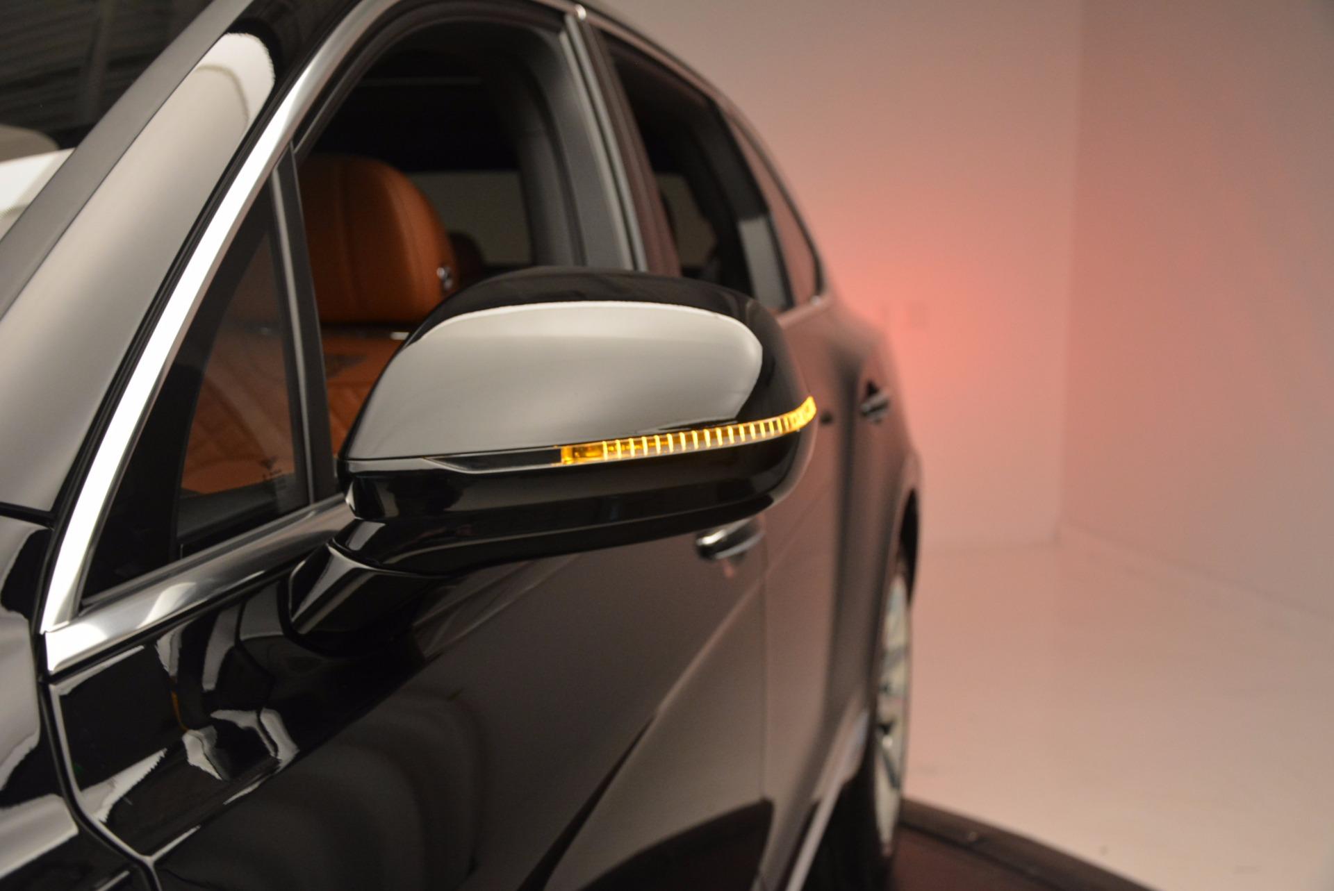 Used 2017 Bentley Bentayga  For Sale In Greenwich, CT. Alfa Romeo of Greenwich, 7125 758_p20