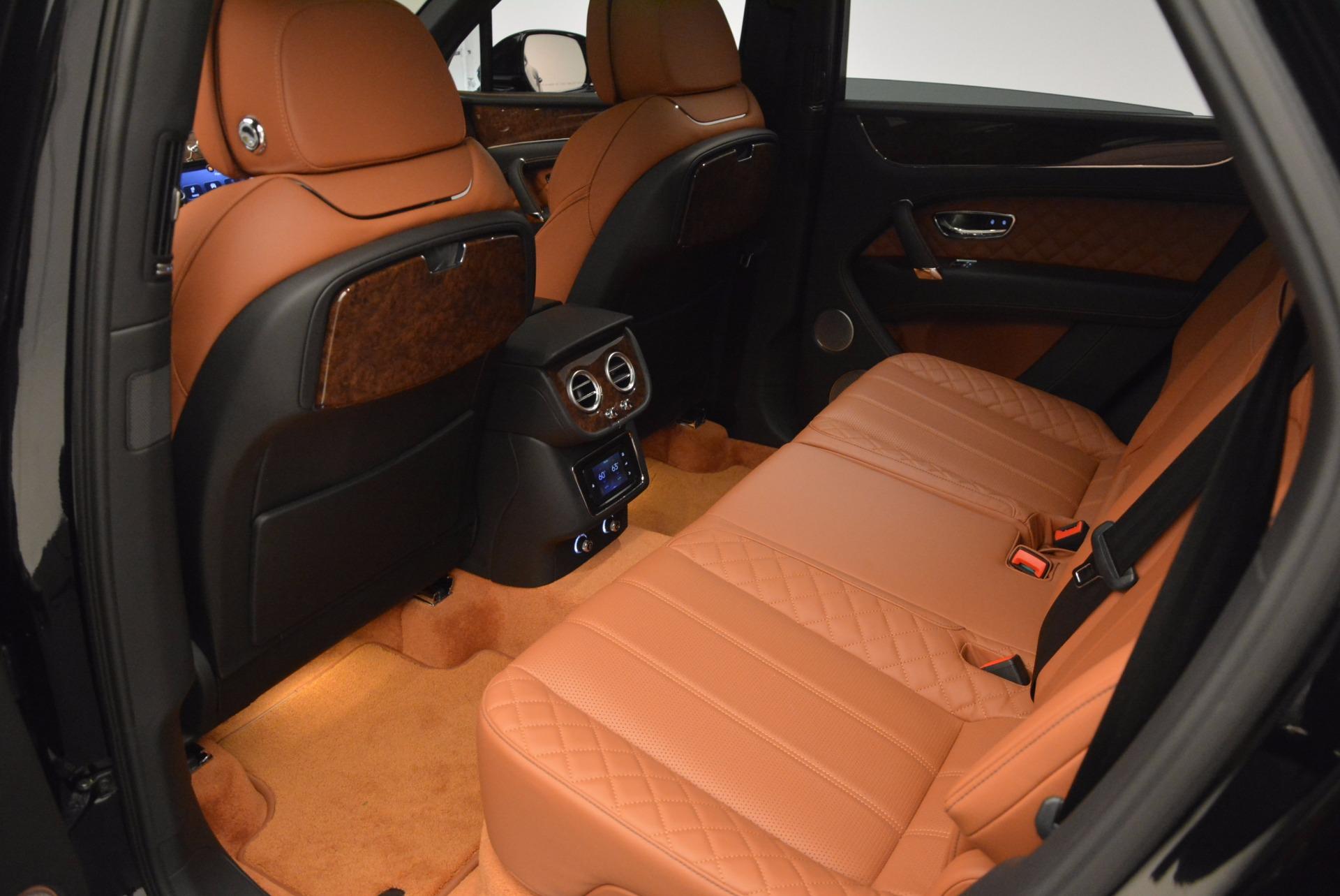 Used 2017 Bentley Bentayga  For Sale In Greenwich, CT. Alfa Romeo of Greenwich, 7125 758_p34