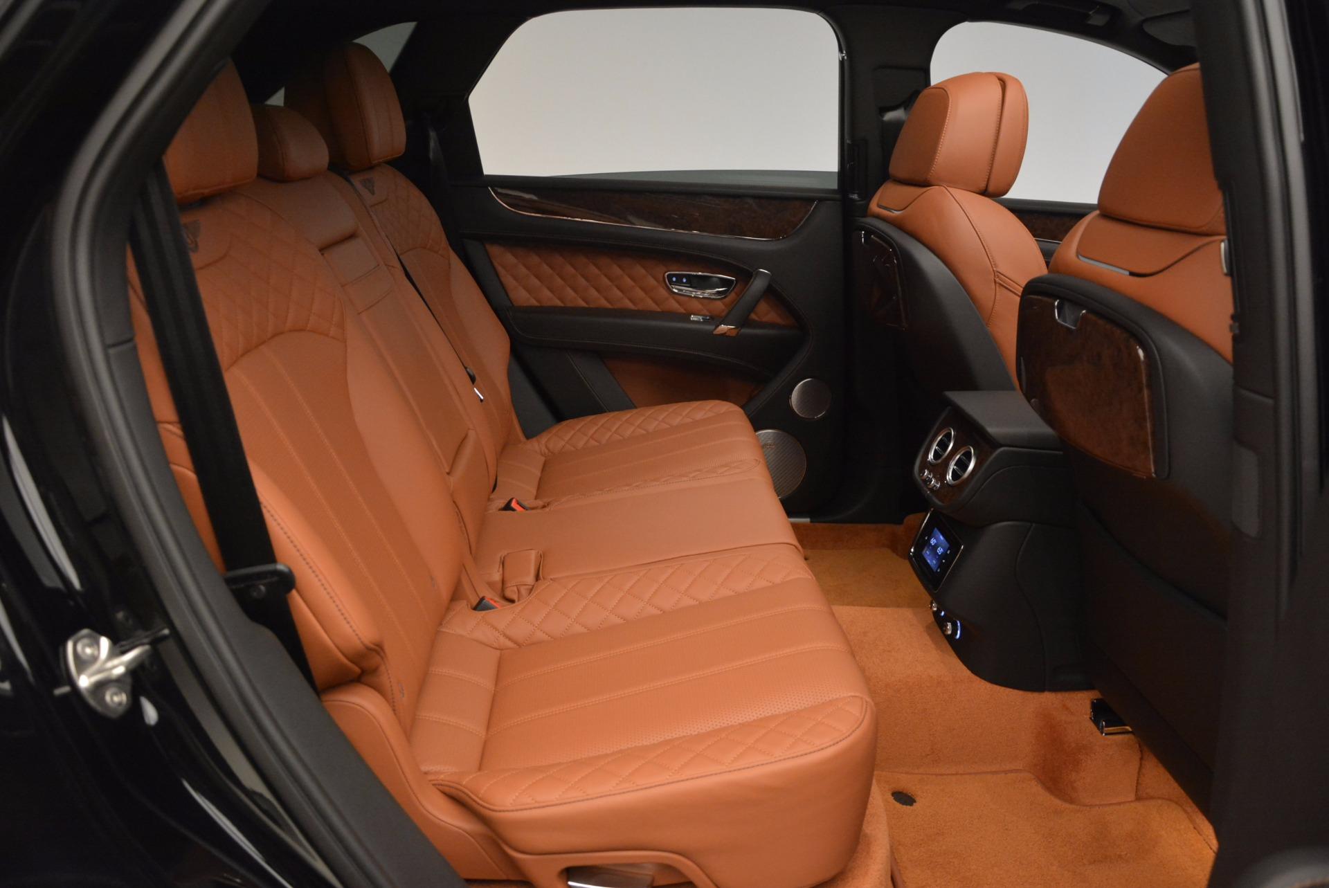 Used 2017 Bentley Bentayga  For Sale In Greenwich, CT. Alfa Romeo of Greenwich, 7125 758_p49