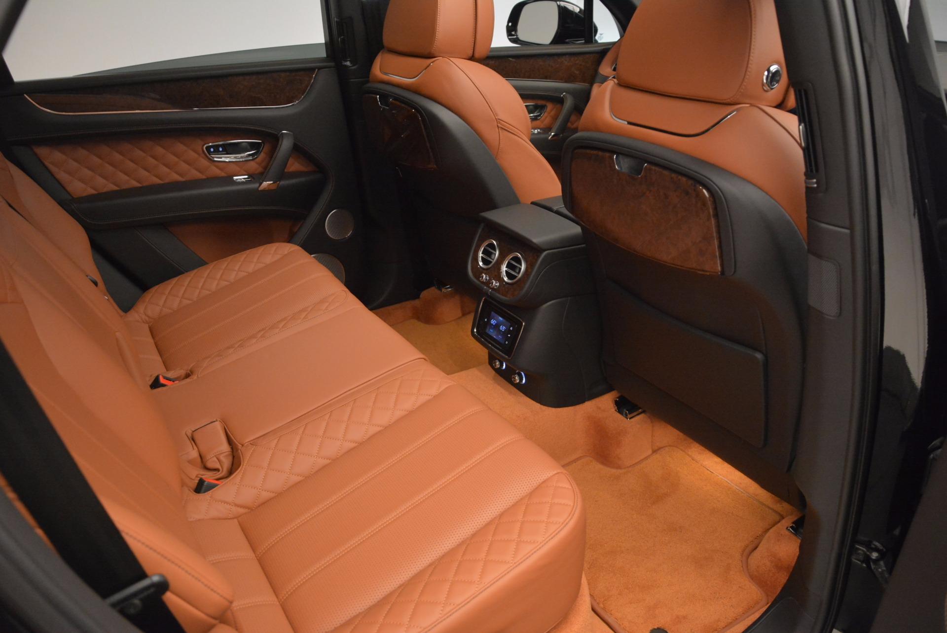 Used 2017 Bentley Bentayga  For Sale In Greenwich, CT. Alfa Romeo of Greenwich, 7125 758_p50