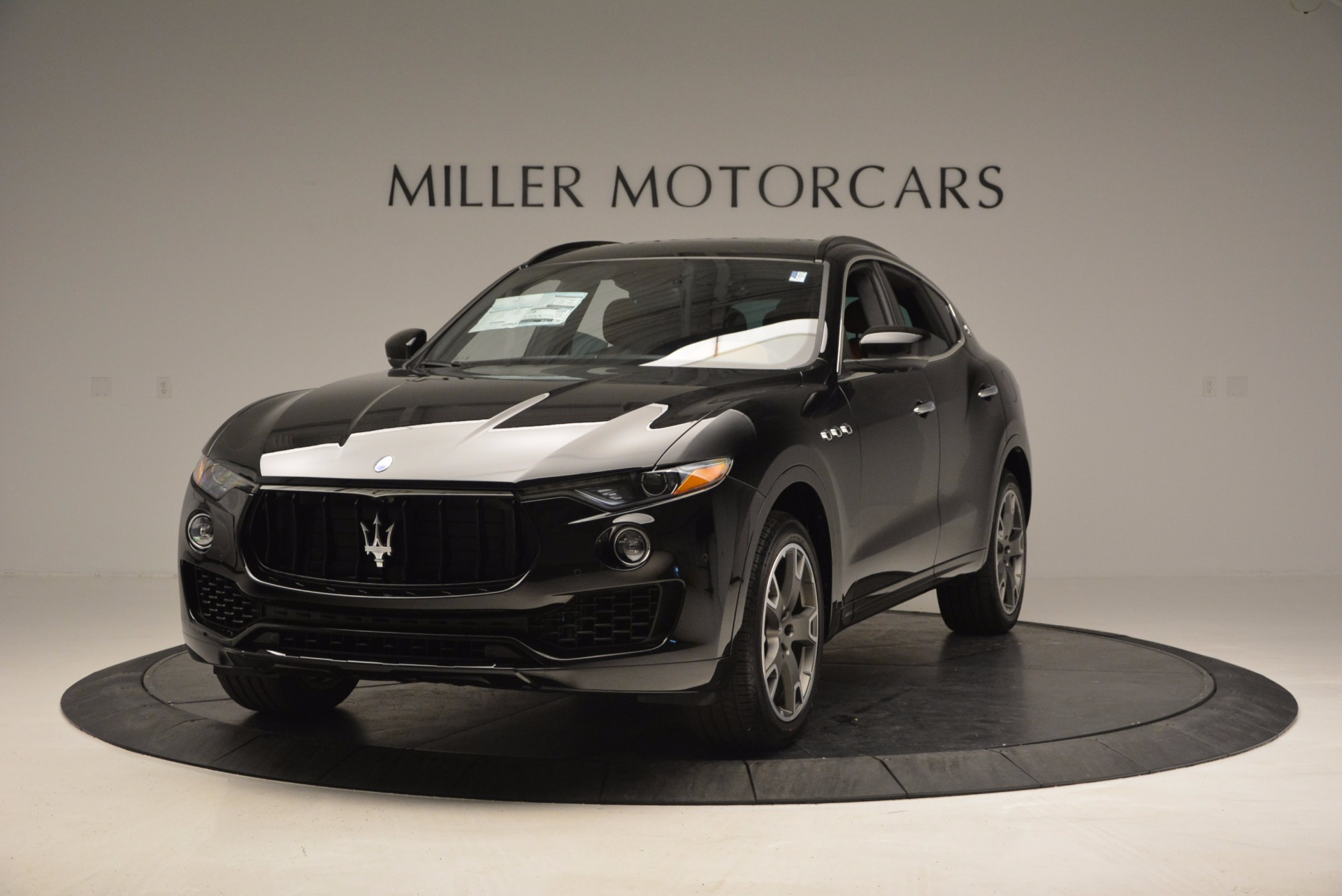 New 2017 Maserati Levante  For Sale In Greenwich, CT. Alfa Romeo of Greenwich, M1740 760_main