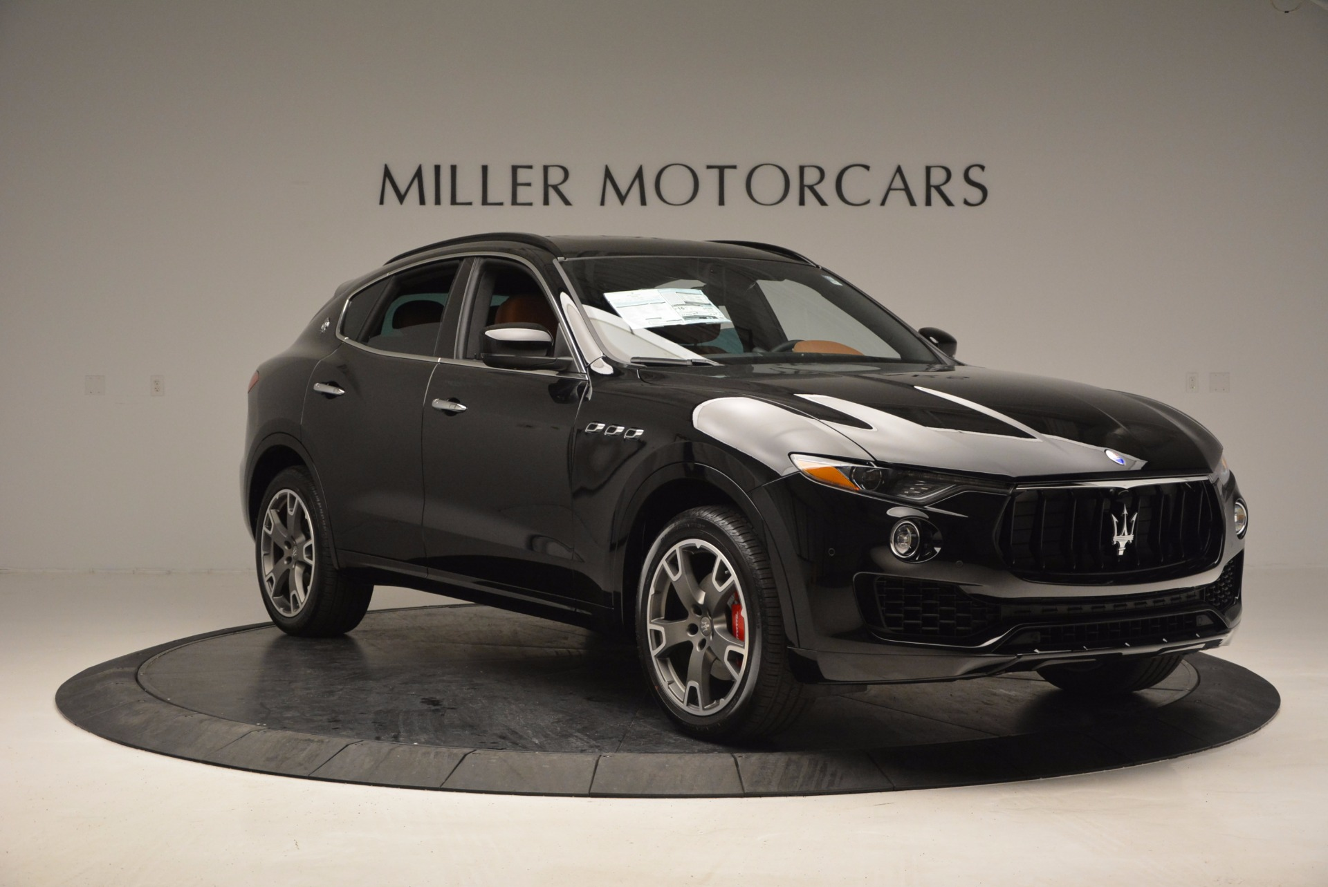 New 2017 Maserati Levante  For Sale In Greenwich, CT. Alfa Romeo of Greenwich, M1740 760_p11