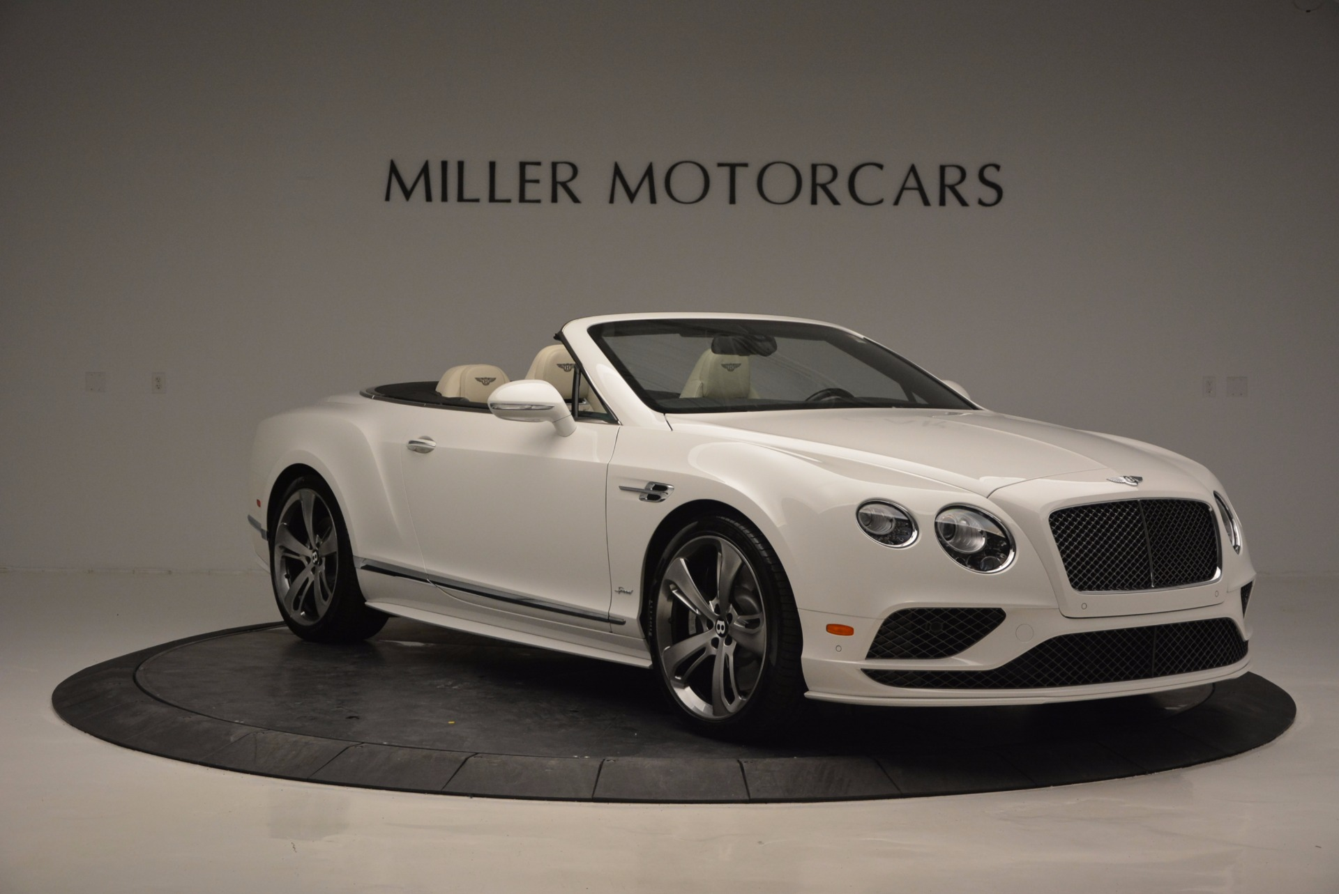 New 2017 Bentley Continental GT Speed Convertible  For Sale In Greenwich, CT. Alfa Romeo of Greenwich, B1227 761_p11