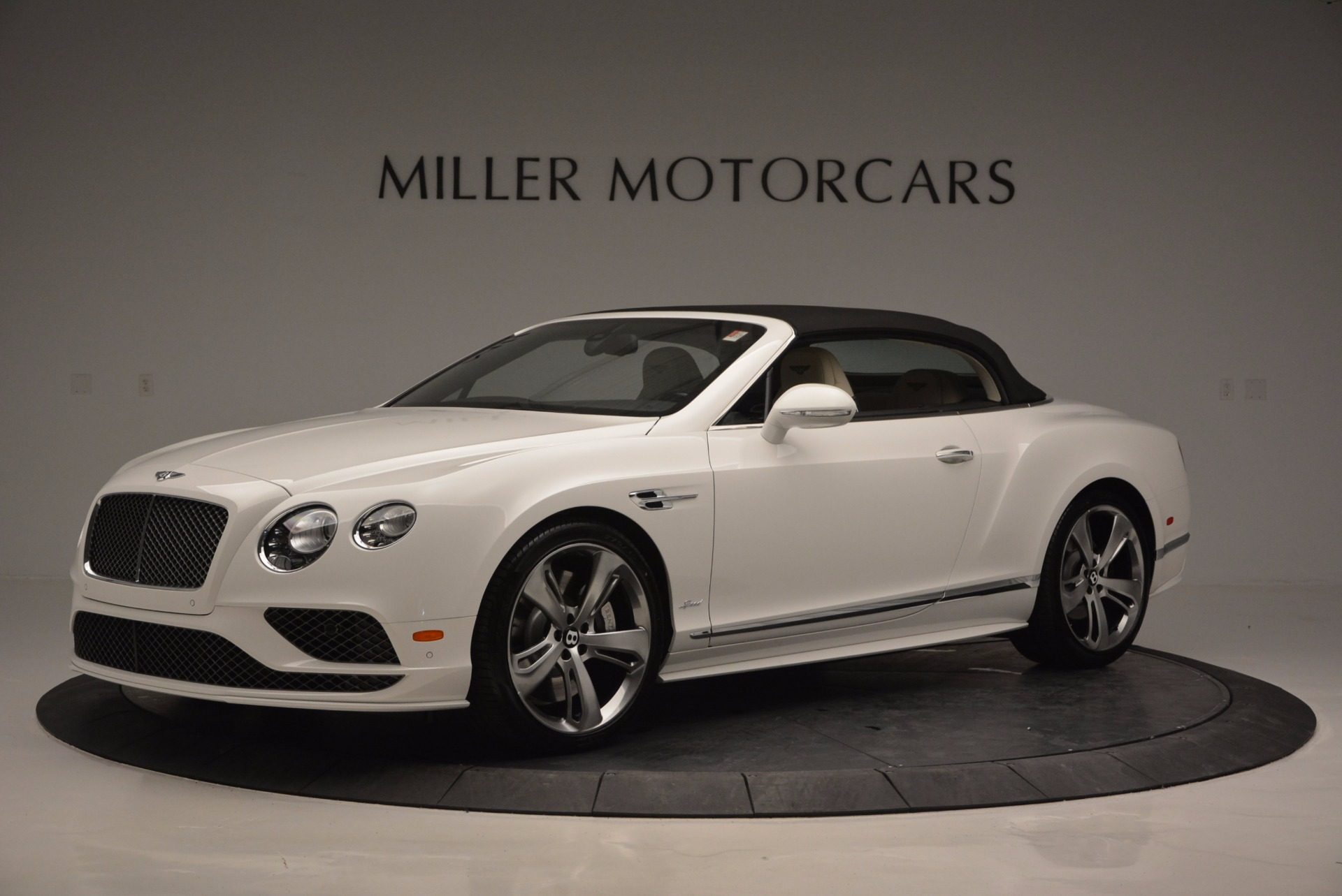 New 2017 Bentley Continental GT Speed Convertible  For Sale In Greenwich, CT. Alfa Romeo of Greenwich, B1227 761_p14