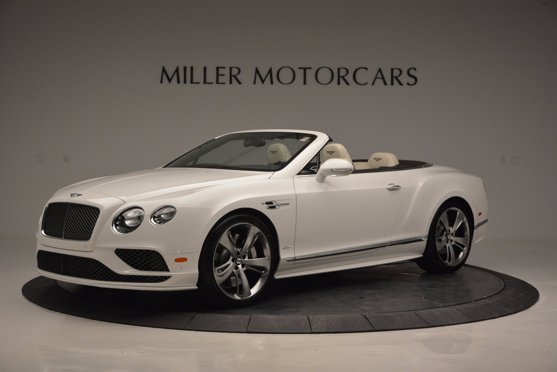 New 2017 Bentley Continental GT Speed Convertible  For Sale In Greenwich, CT. Alfa Romeo of Greenwich, B1227 761_p2