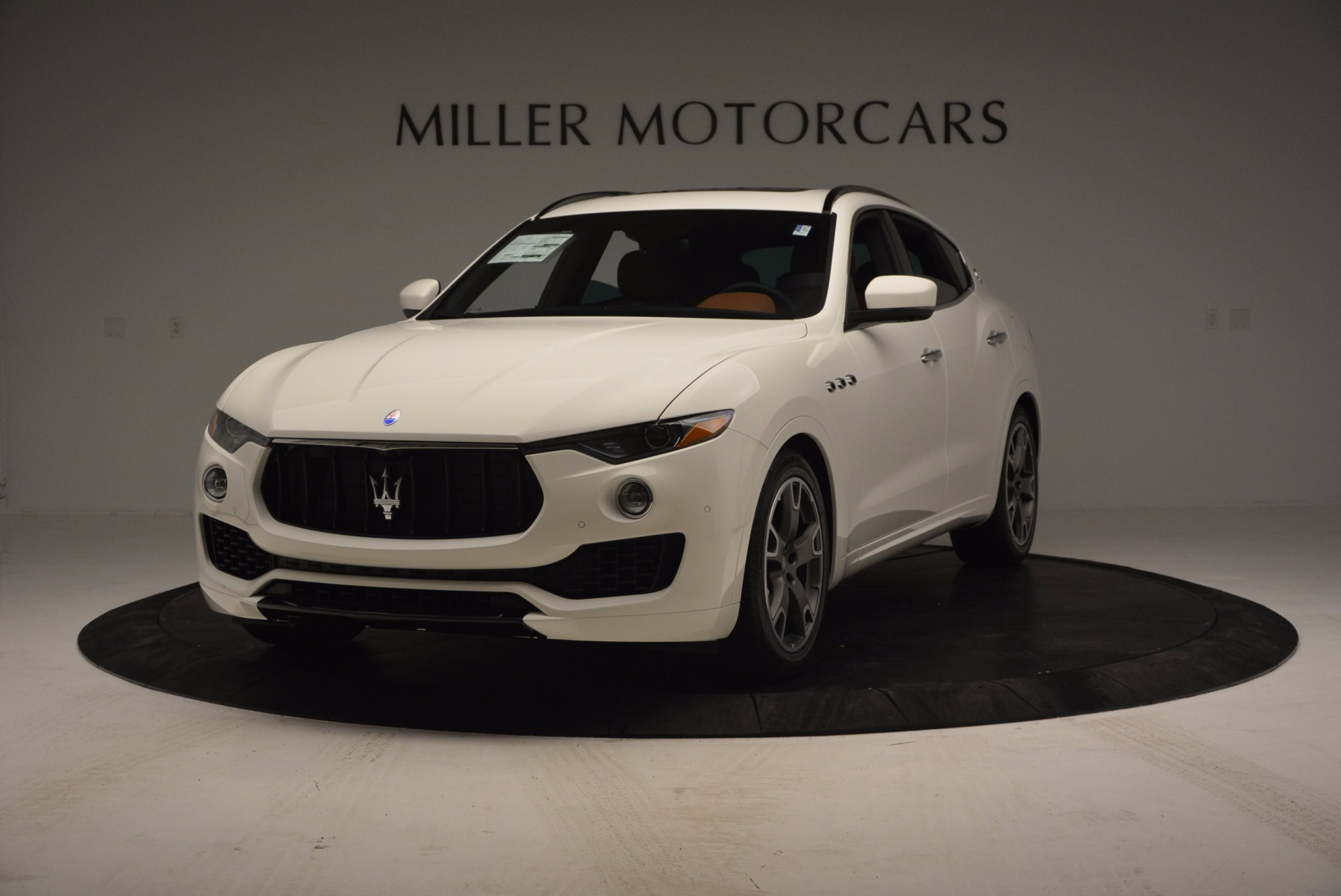 New 2017 Maserati Levante  For Sale In Greenwich, CT. Alfa Romeo of Greenwich, M1726 762_main