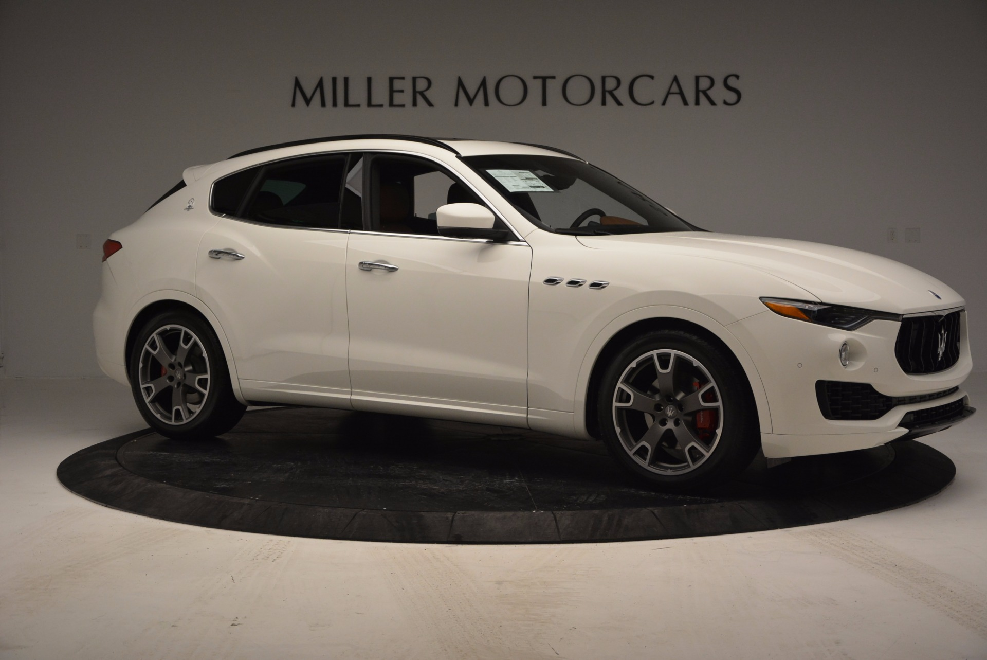 New 2017 Maserati Levante  For Sale In Greenwich, CT. Alfa Romeo of Greenwich, M1726 762_p10
