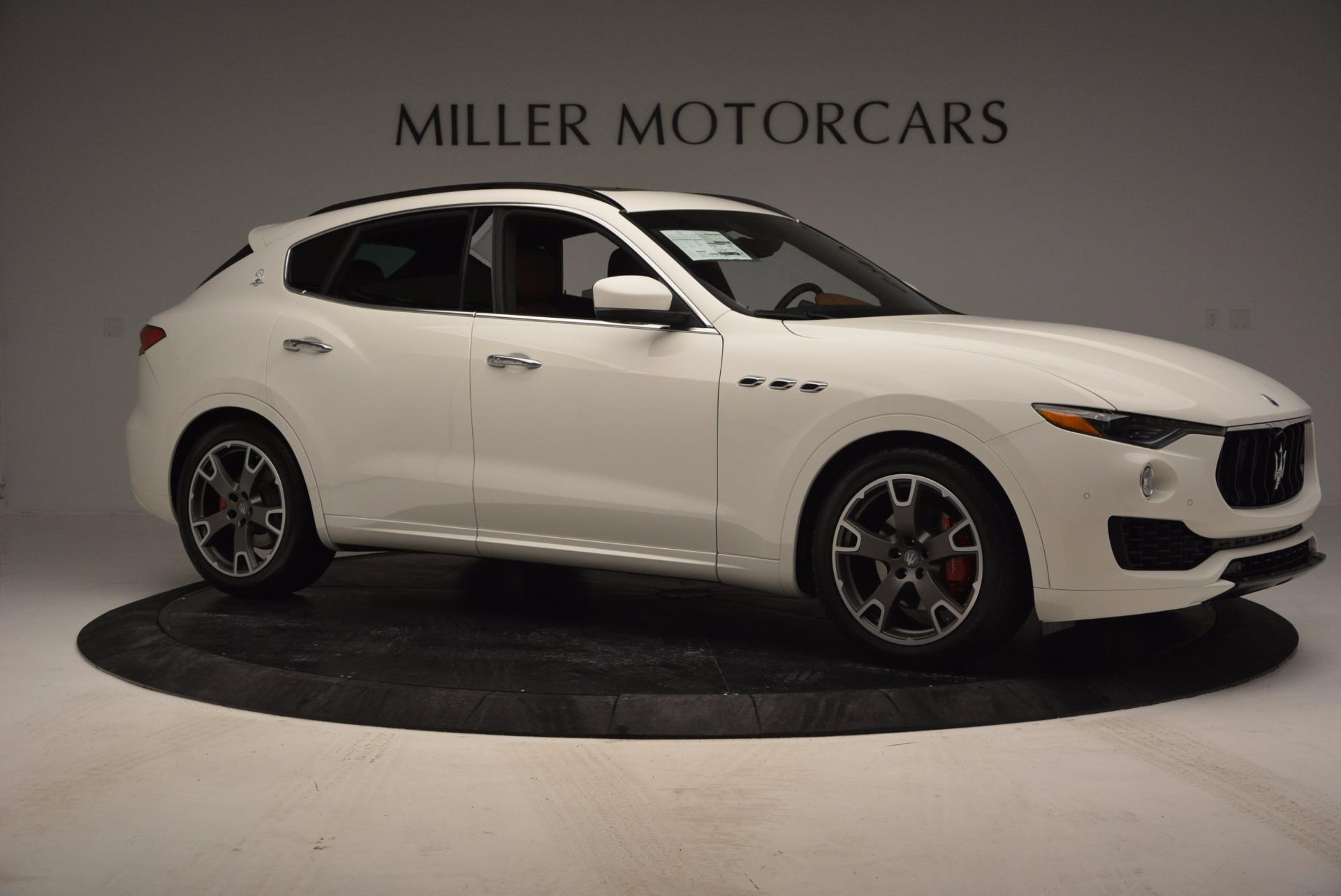 New 2017 Maserati Levante  For Sale In Greenwich, CT. Alfa Romeo of Greenwich, M1726 762_p10