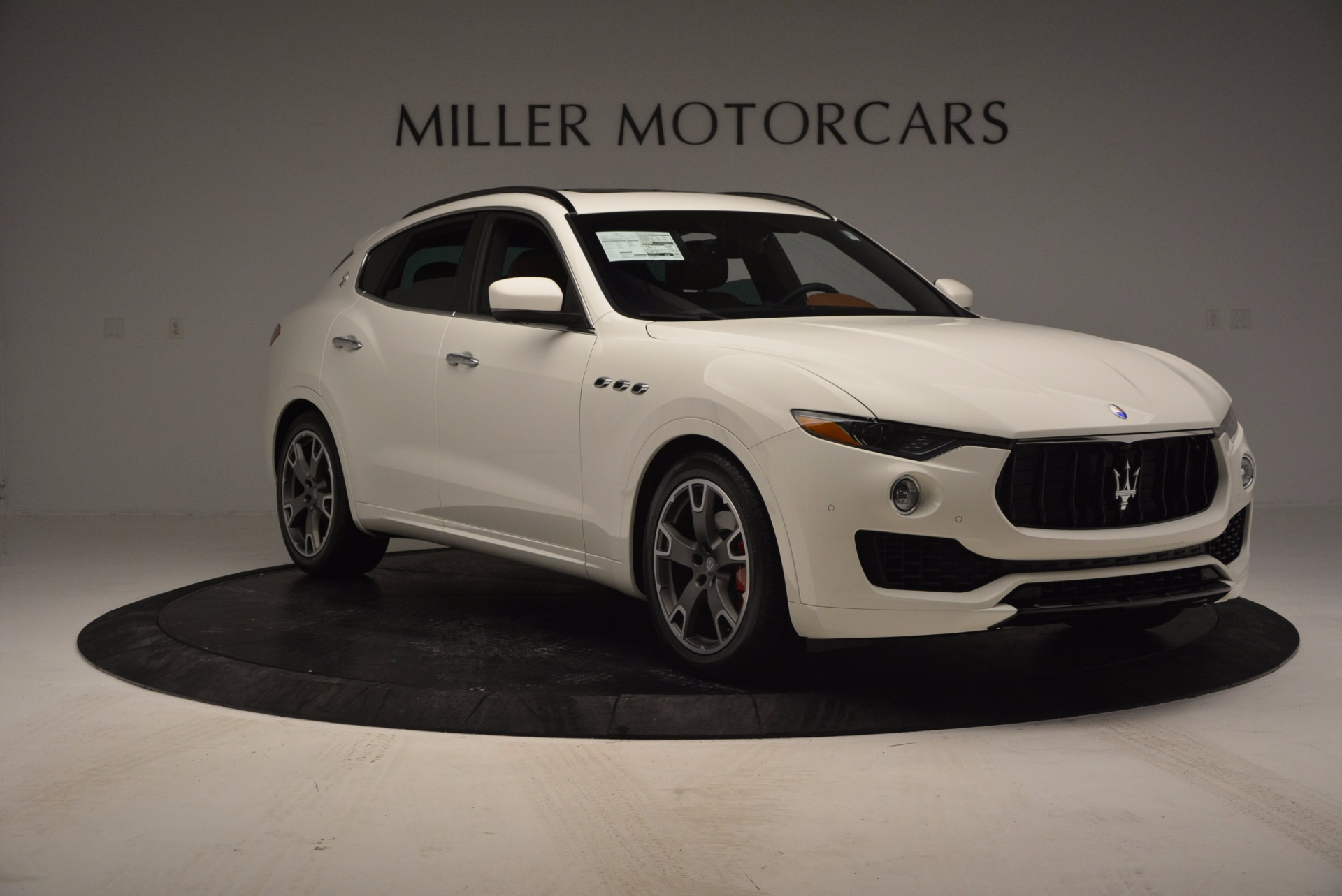 New 2017 Maserati Levante  For Sale In Greenwich, CT. Alfa Romeo of Greenwich, M1726 762_p11
