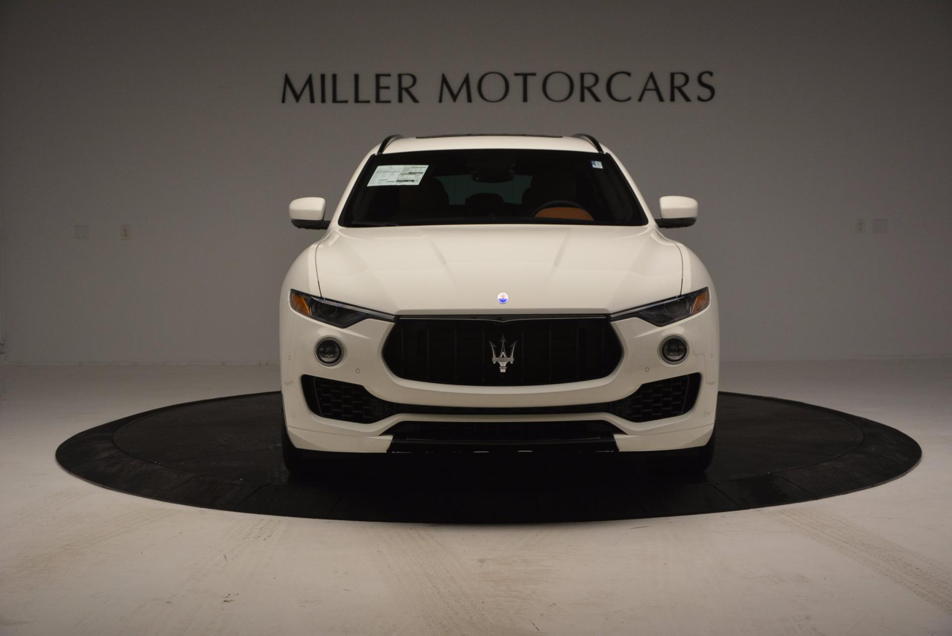 New 2017 Maserati Levante  For Sale In Greenwich, CT. Alfa Romeo of Greenwich, M1726 762_p12