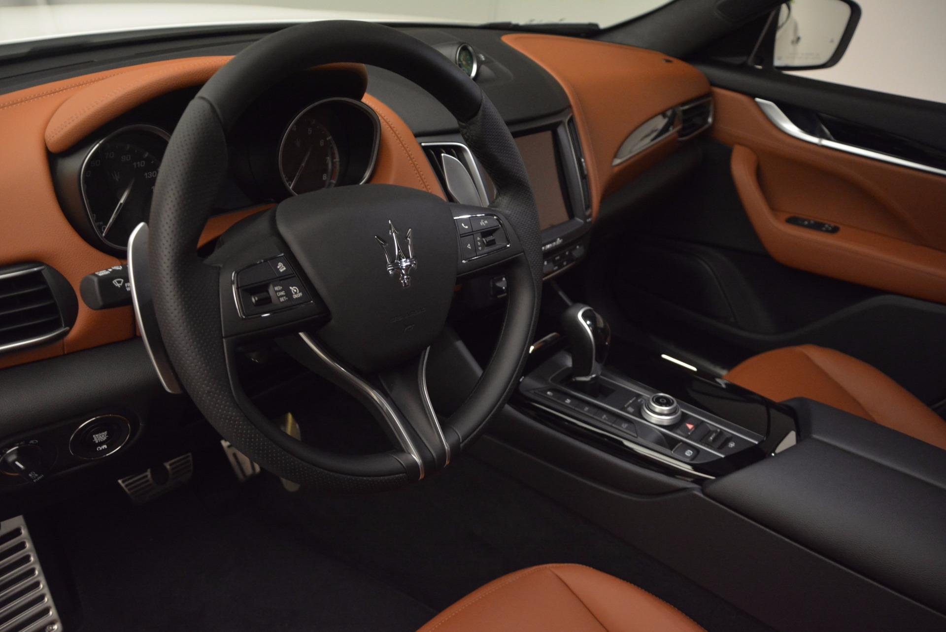New 2017 Maserati Levante  For Sale In Greenwich, CT. Alfa Romeo of Greenwich, M1726 762_p13