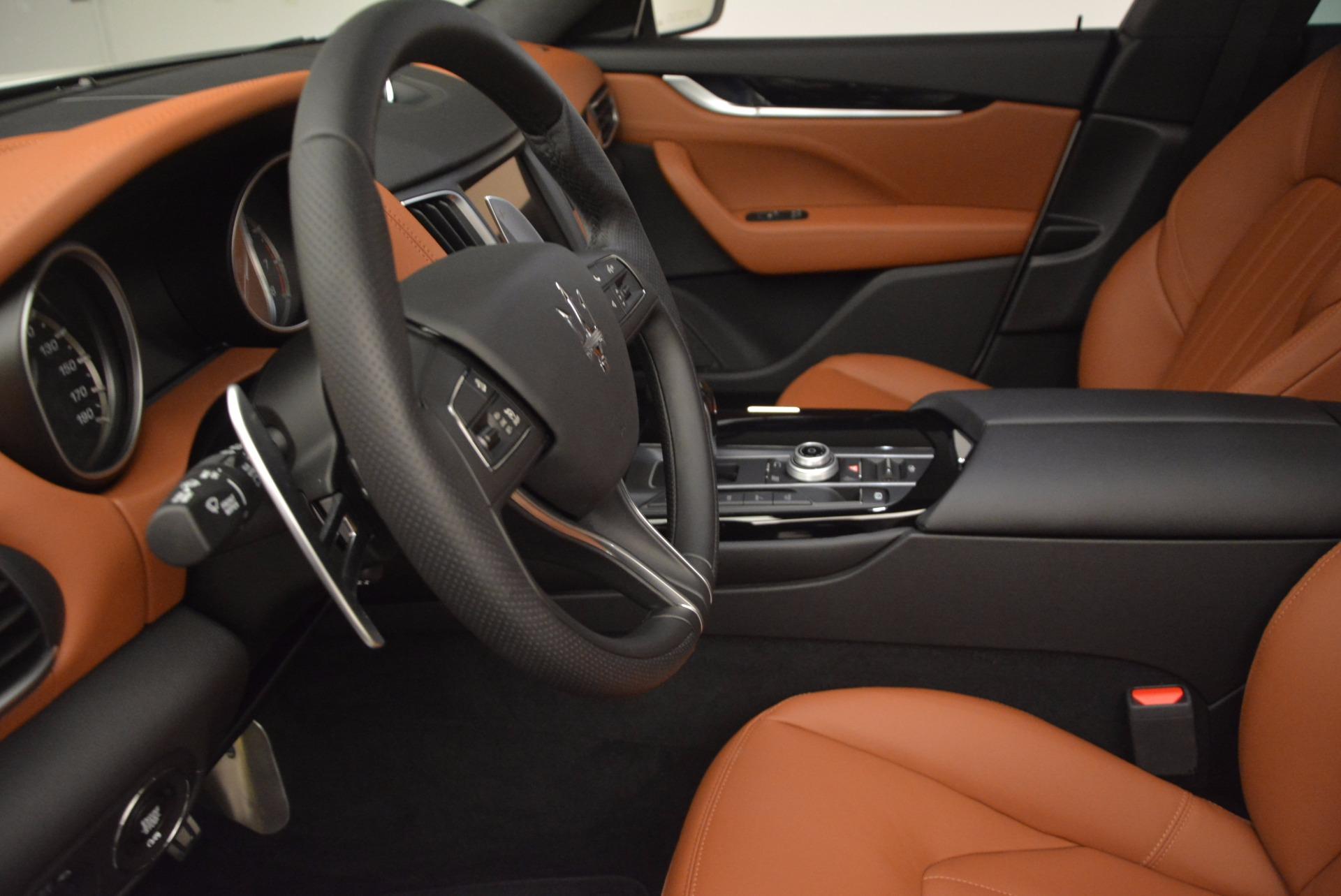 New 2017 Maserati Levante  For Sale In Greenwich, CT. Alfa Romeo of Greenwich, M1726 762_p14
