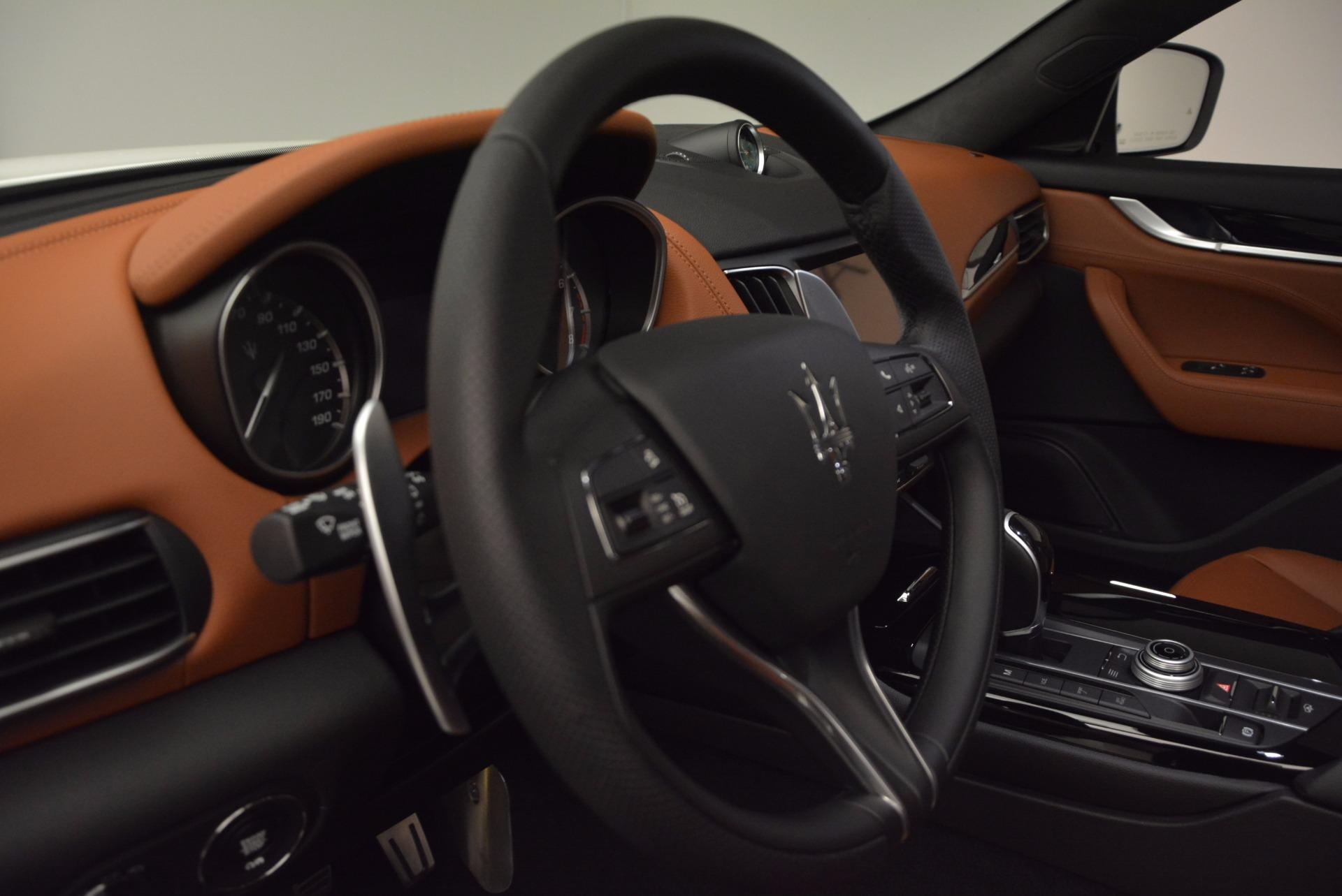 New 2017 Maserati Levante  For Sale In Greenwich, CT. Alfa Romeo of Greenwich, M1726 762_p15