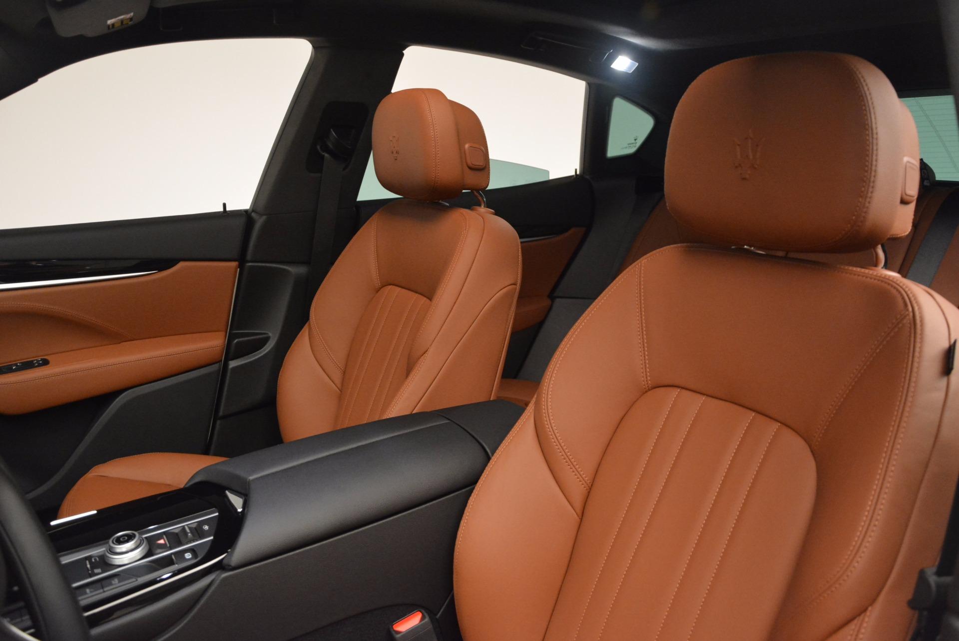 New 2017 Maserati Levante  For Sale In Greenwich, CT. Alfa Romeo of Greenwich, M1726 762_p16
