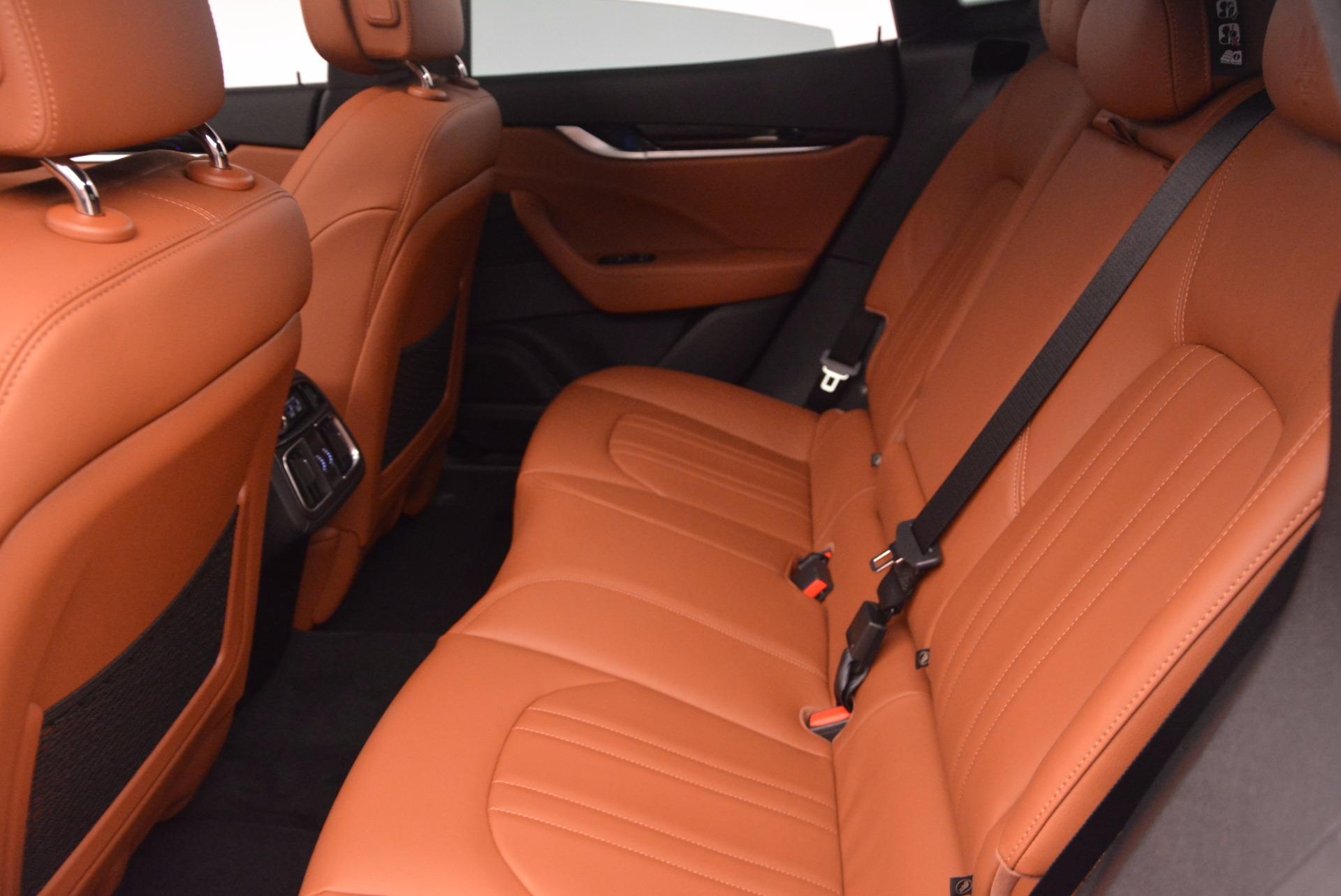 New 2017 Maserati Levante  For Sale In Greenwich, CT. Alfa Romeo of Greenwich, M1726 762_p18