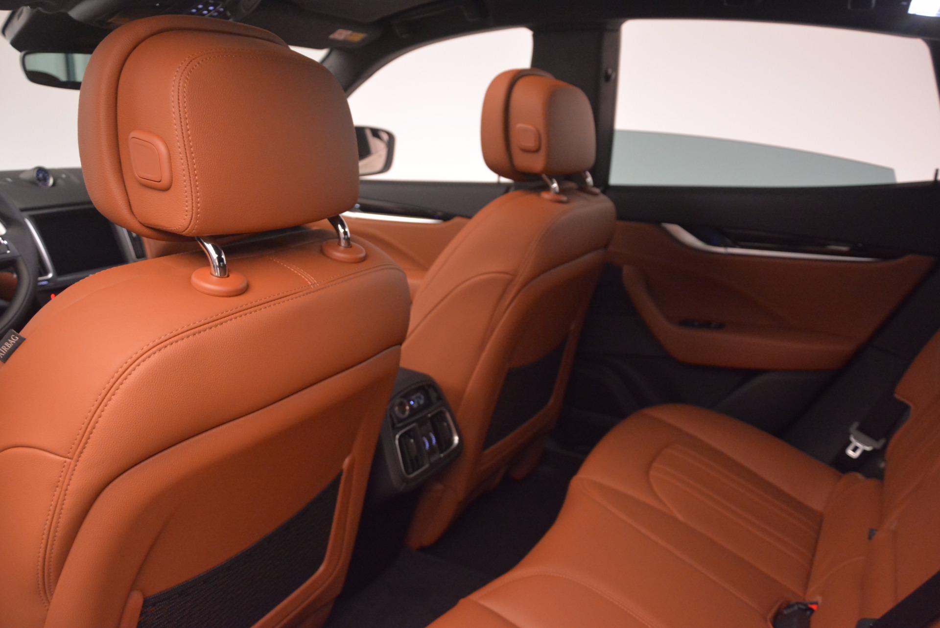 New 2017 Maserati Levante  For Sale In Greenwich, CT. Alfa Romeo of Greenwich, M1726 762_p19