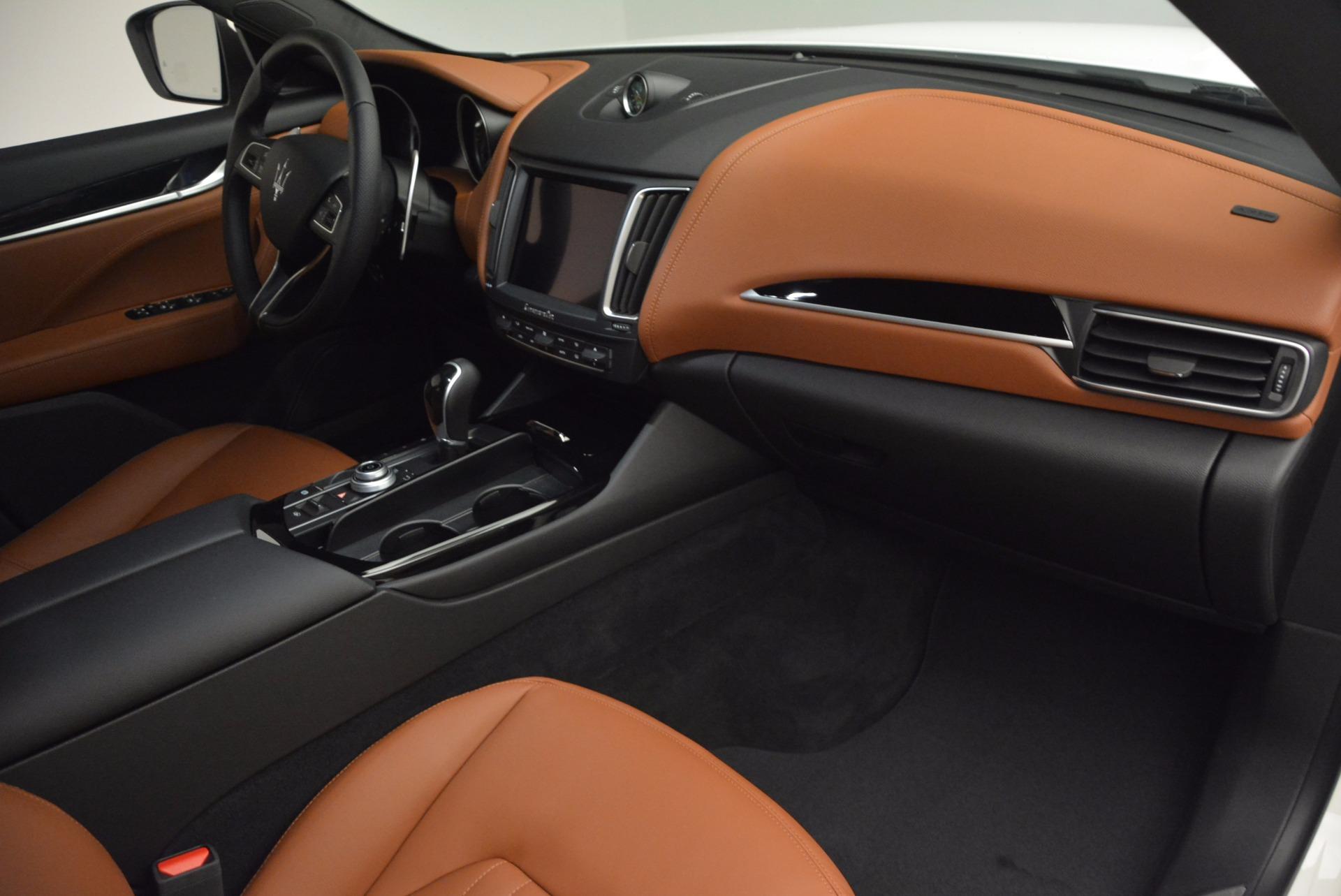 New 2017 Maserati Levante  For Sale In Greenwich, CT. Alfa Romeo of Greenwich, M1726 762_p20