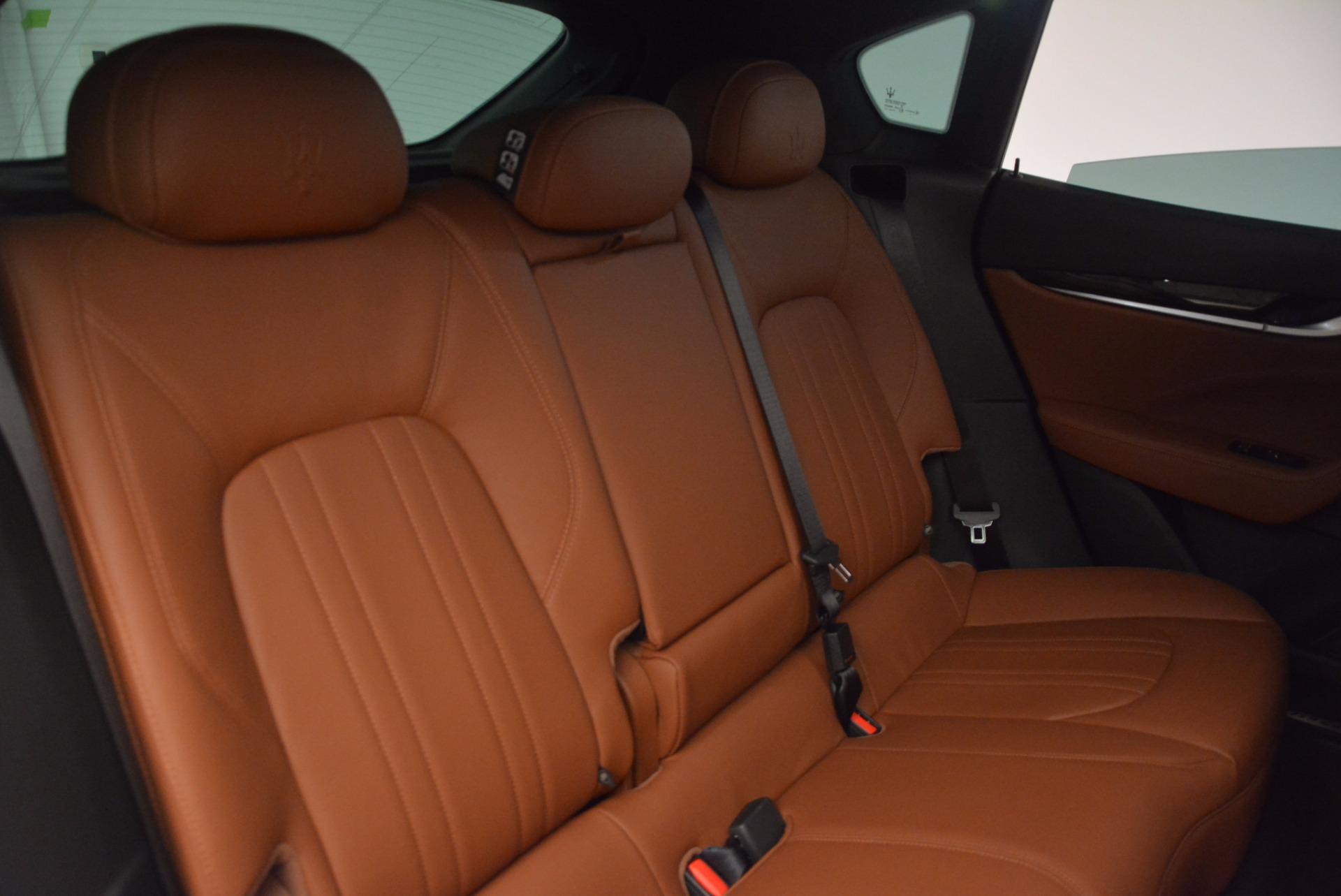 New 2017 Maserati Levante  For Sale In Greenwich, CT. Alfa Romeo of Greenwich, M1726 762_p24