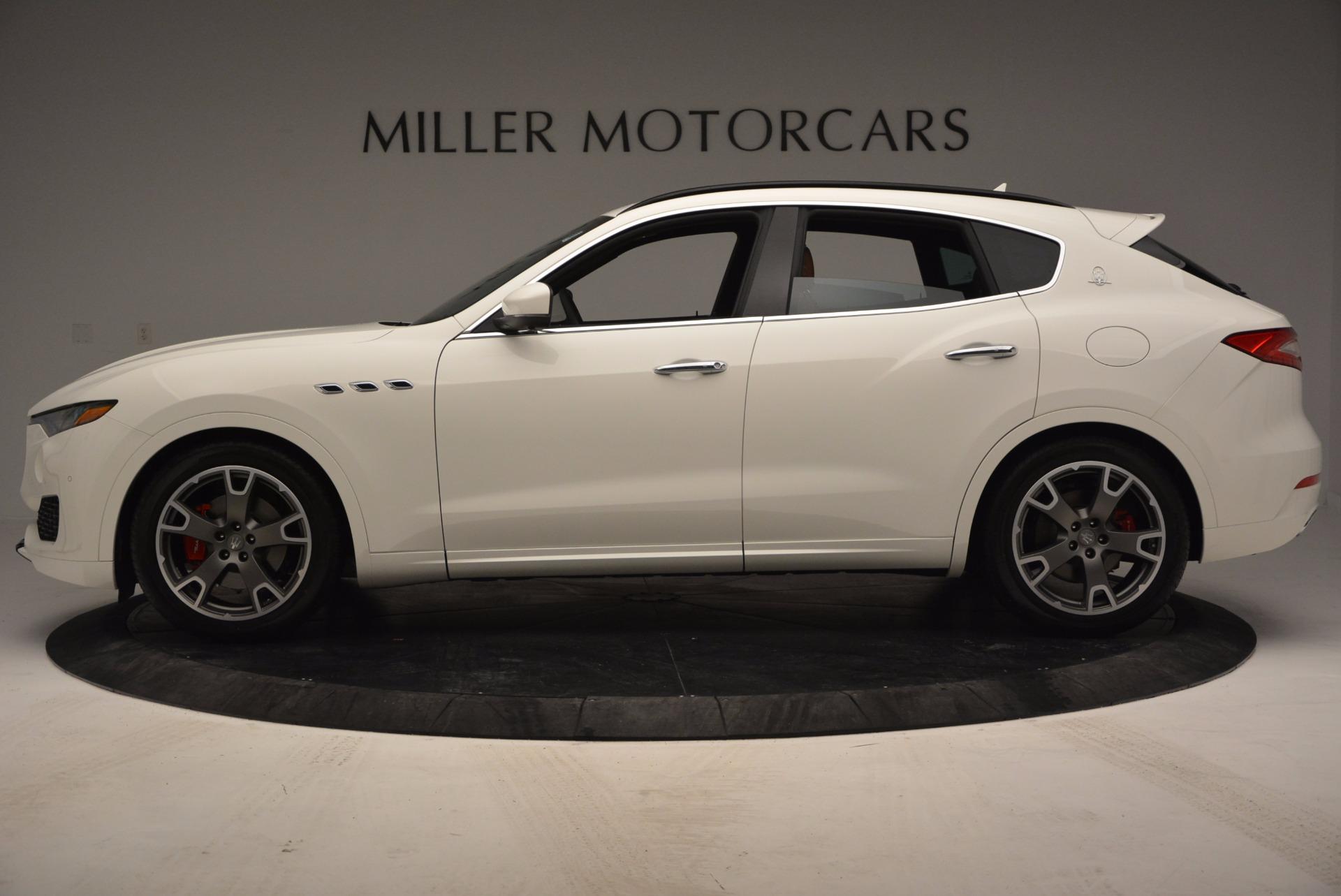 New 2017 Maserati Levante  For Sale In Greenwich, CT. Alfa Romeo of Greenwich, M1726 762_p3