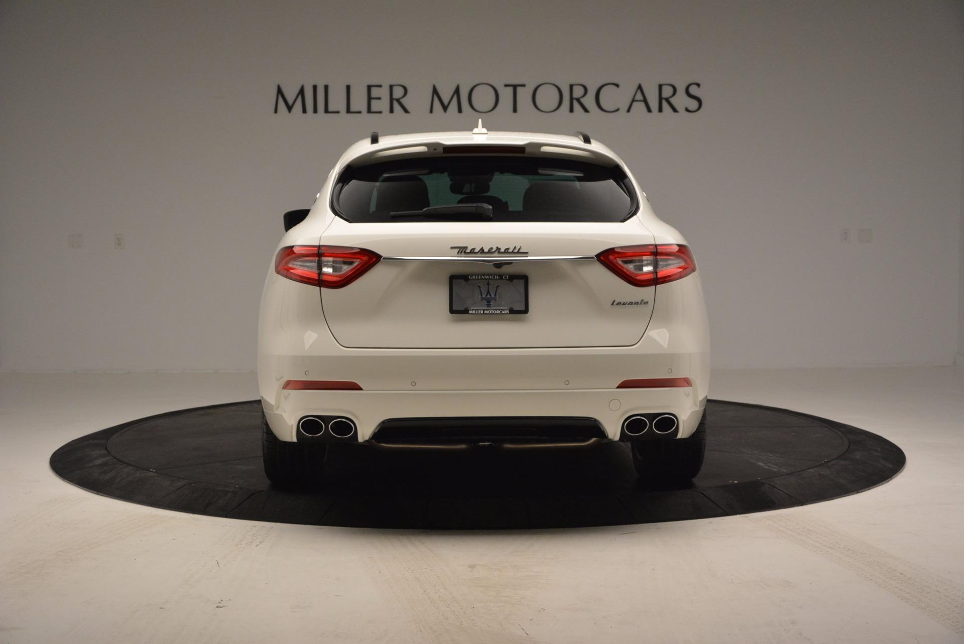 New 2017 Maserati Levante  For Sale In Greenwich, CT. Alfa Romeo of Greenwich, M1726 762_p6