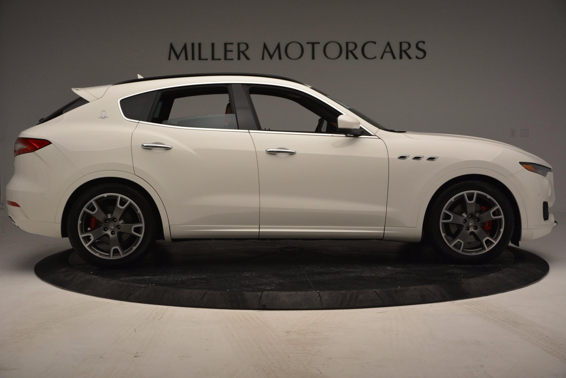 New 2017 Maserati Levante  For Sale In Greenwich, CT. Alfa Romeo of Greenwich, M1726 762_p9