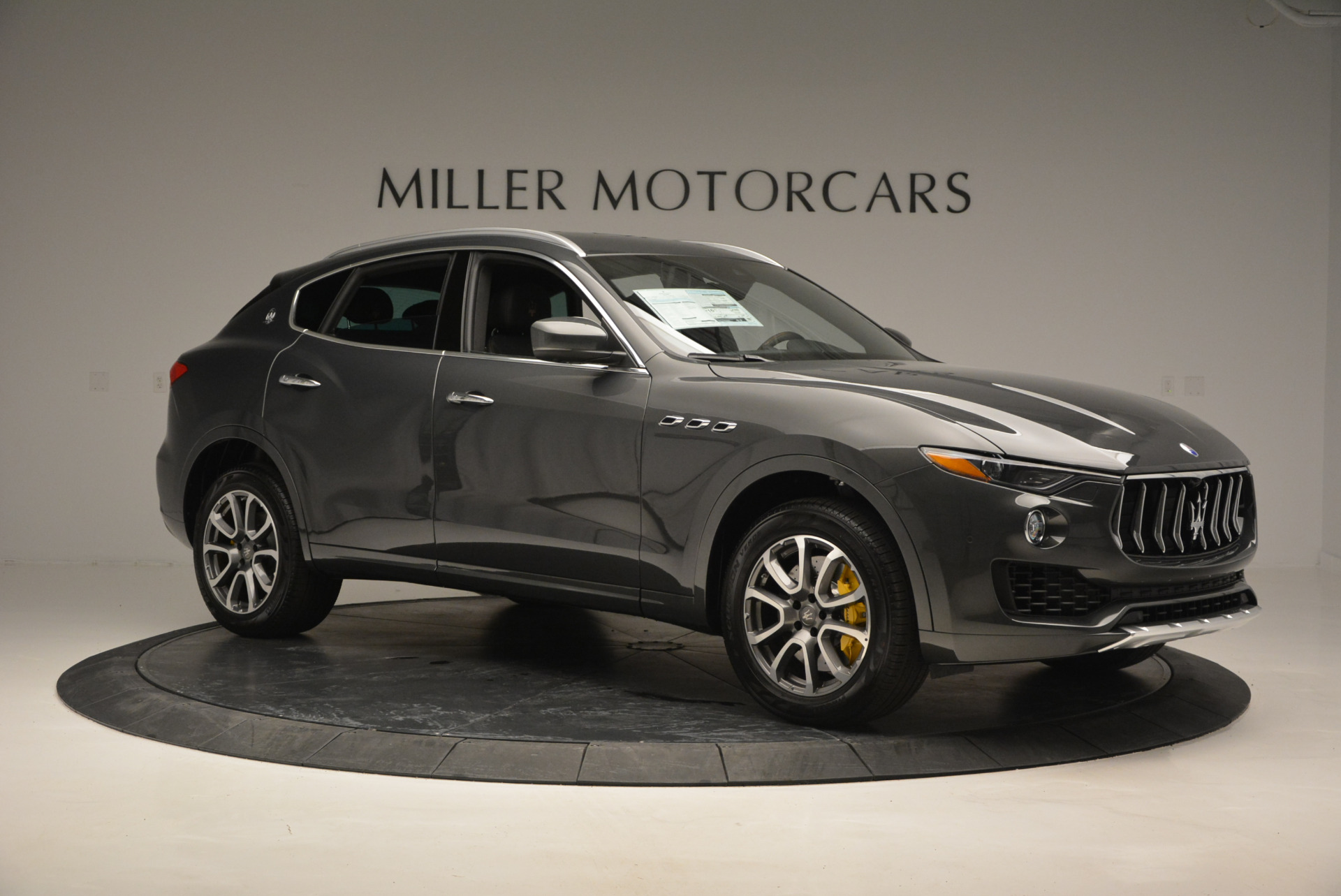 Used 2017 Maserati Levante S Ex Service Loaner For Sale In Greenwich, CT. Alfa Romeo of Greenwich, W375 764_p10