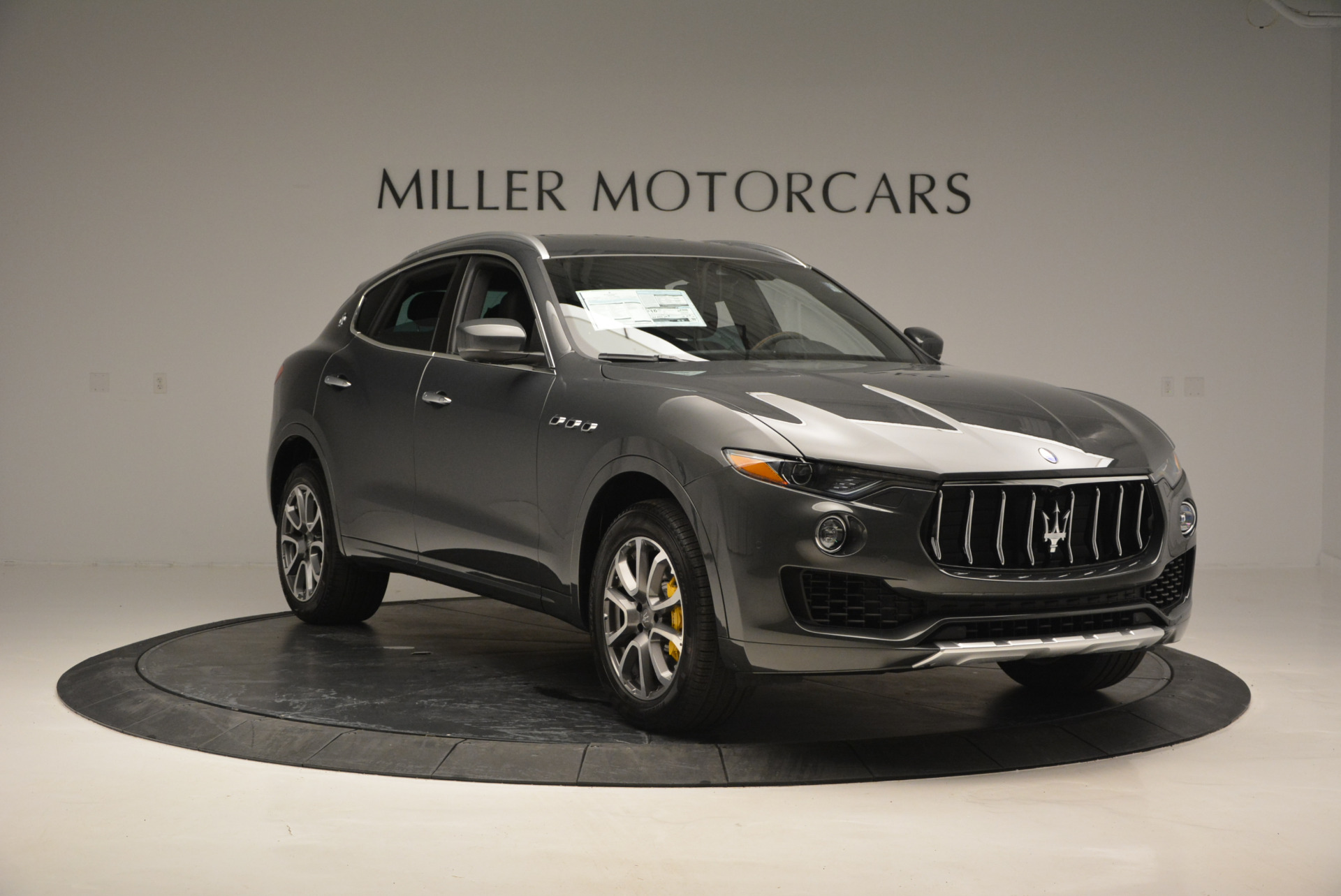 Used 2017 Maserati Levante S Ex Service Loaner For Sale In Greenwich, CT. Alfa Romeo of Greenwich, W375 764_p11