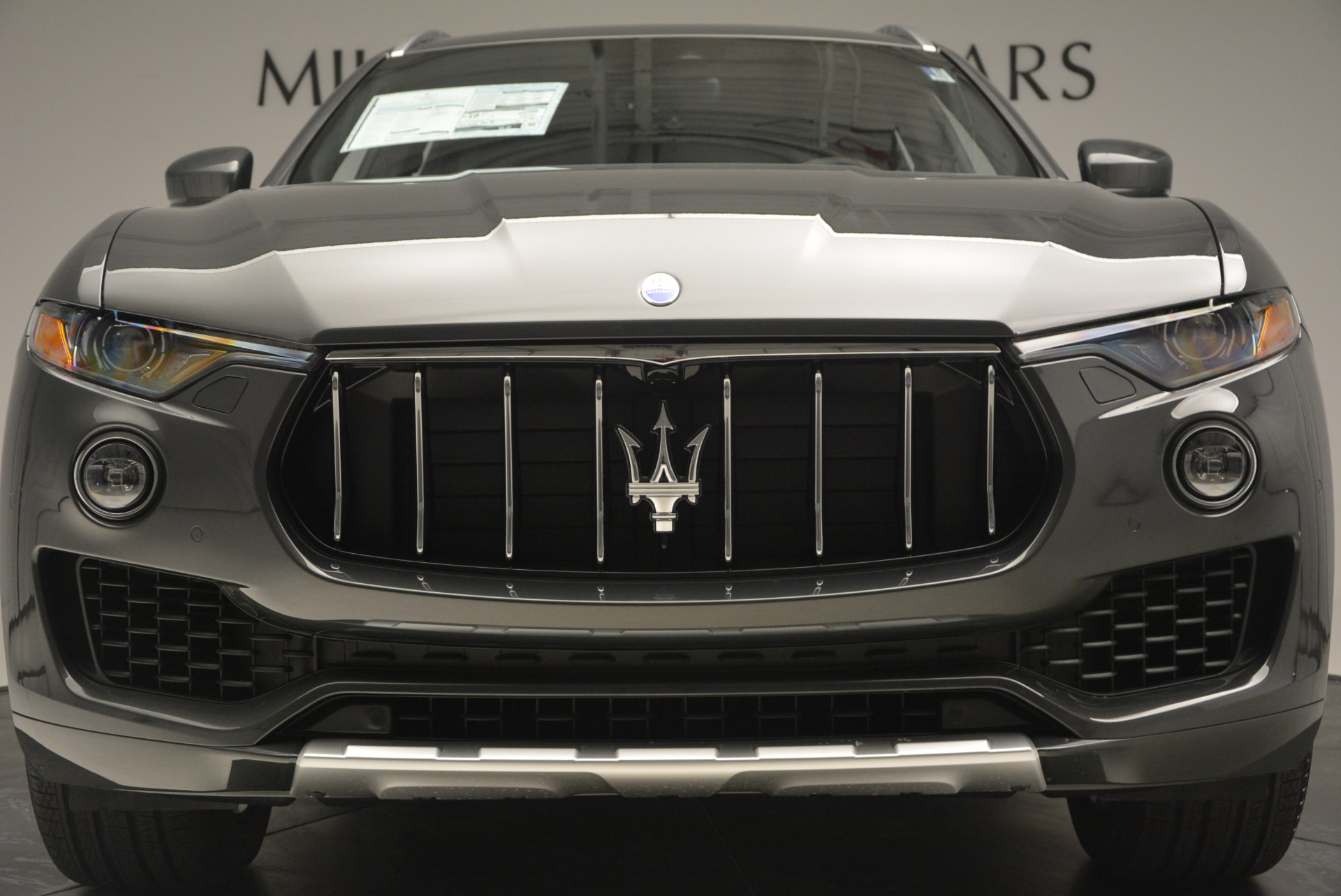 Used 2017 Maserati Levante S Ex Service Loaner For Sale In Greenwich, CT. Alfa Romeo of Greenwich, W375 764_p13