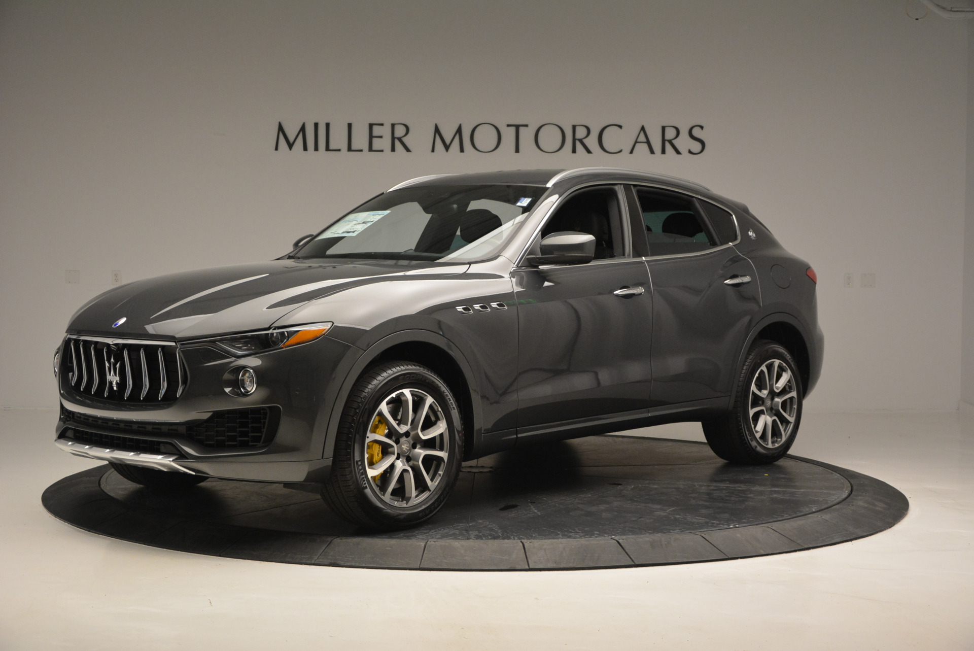 Used 2017 Maserati Levante S Ex Service Loaner For Sale In Greenwich, CT. Alfa Romeo of Greenwich, W375 764_p2