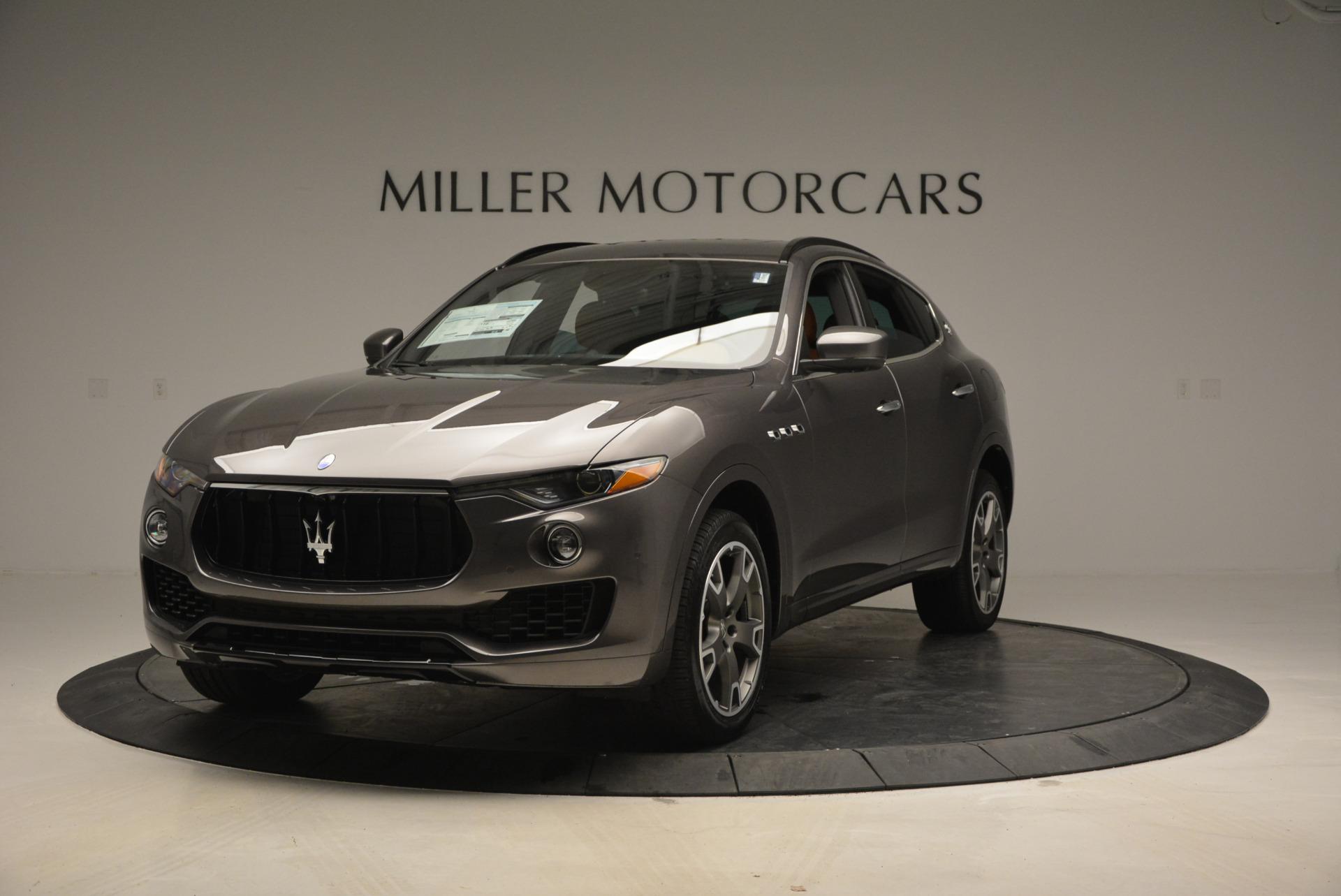 New 2017 Maserati Levante  For Sale In Greenwich, CT. Alfa Romeo of Greenwich, M1750 765_main