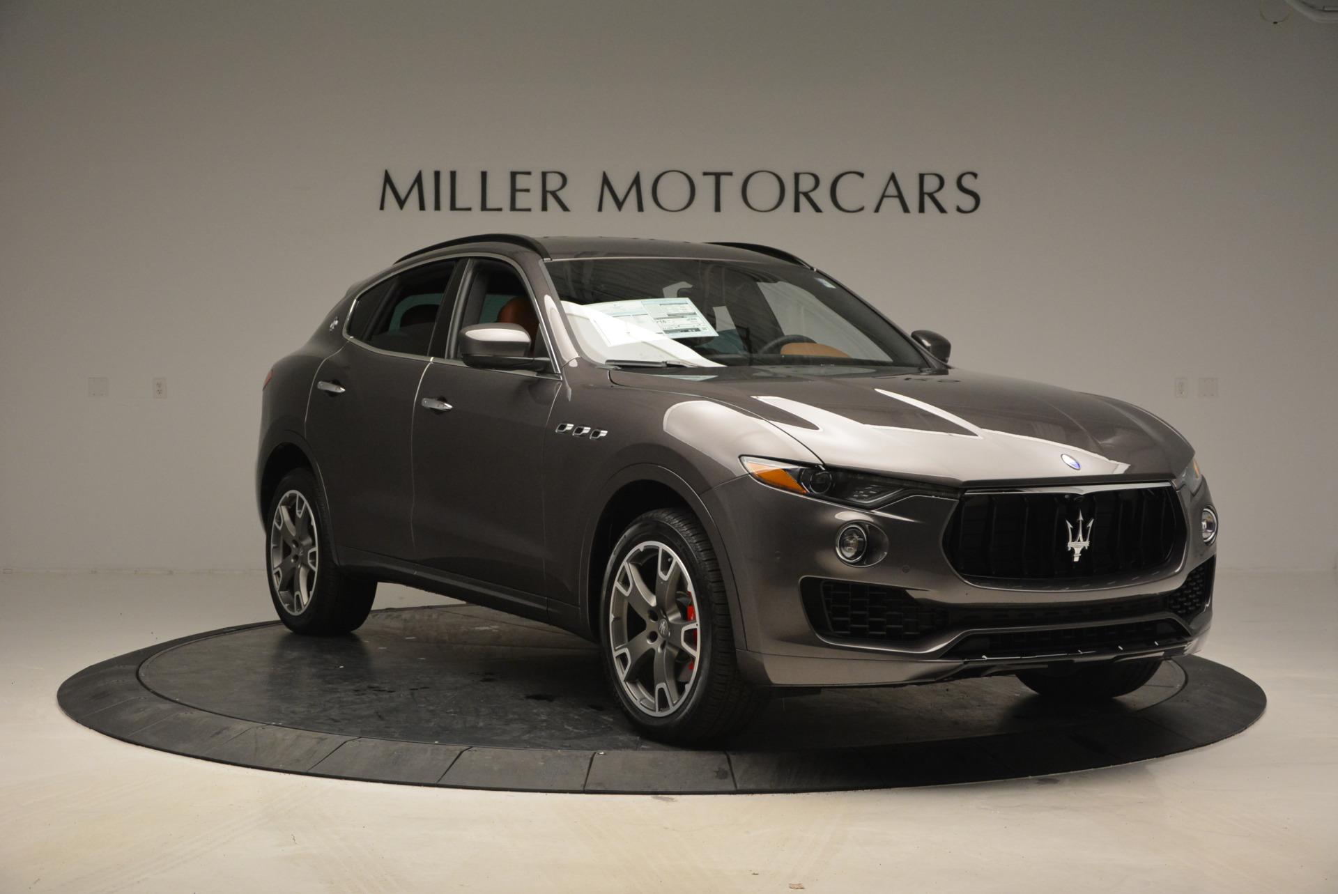 New 2017 Maserati Levante  For Sale In Greenwich, CT. Alfa Romeo of Greenwich, M1750 765_p11