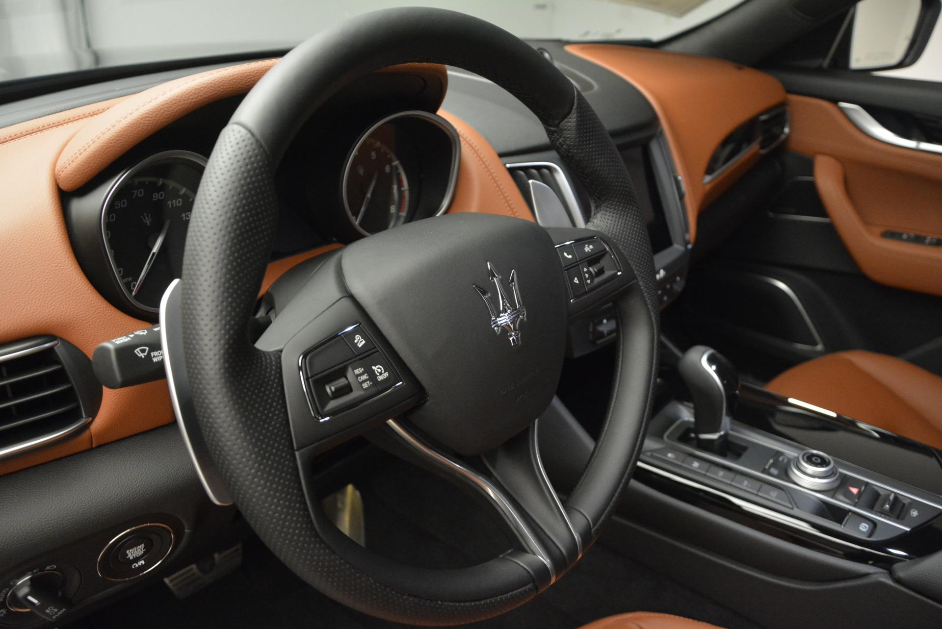 New 2017 Maserati Levante  For Sale In Greenwich, CT. Alfa Romeo of Greenwich, M1750 765_p15