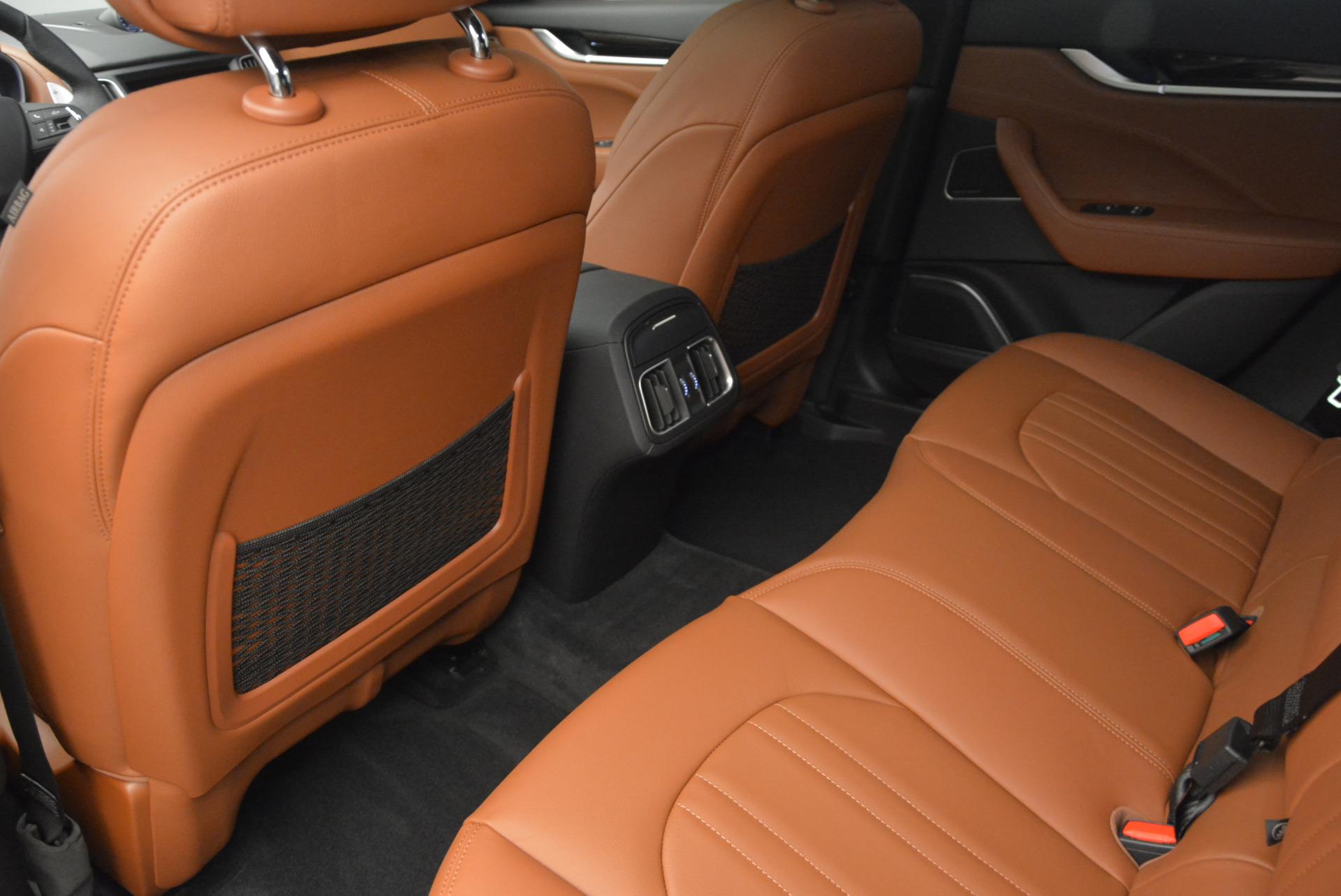New 2017 Maserati Levante  For Sale In Greenwich, CT. Alfa Romeo of Greenwich, M1750 765_p18