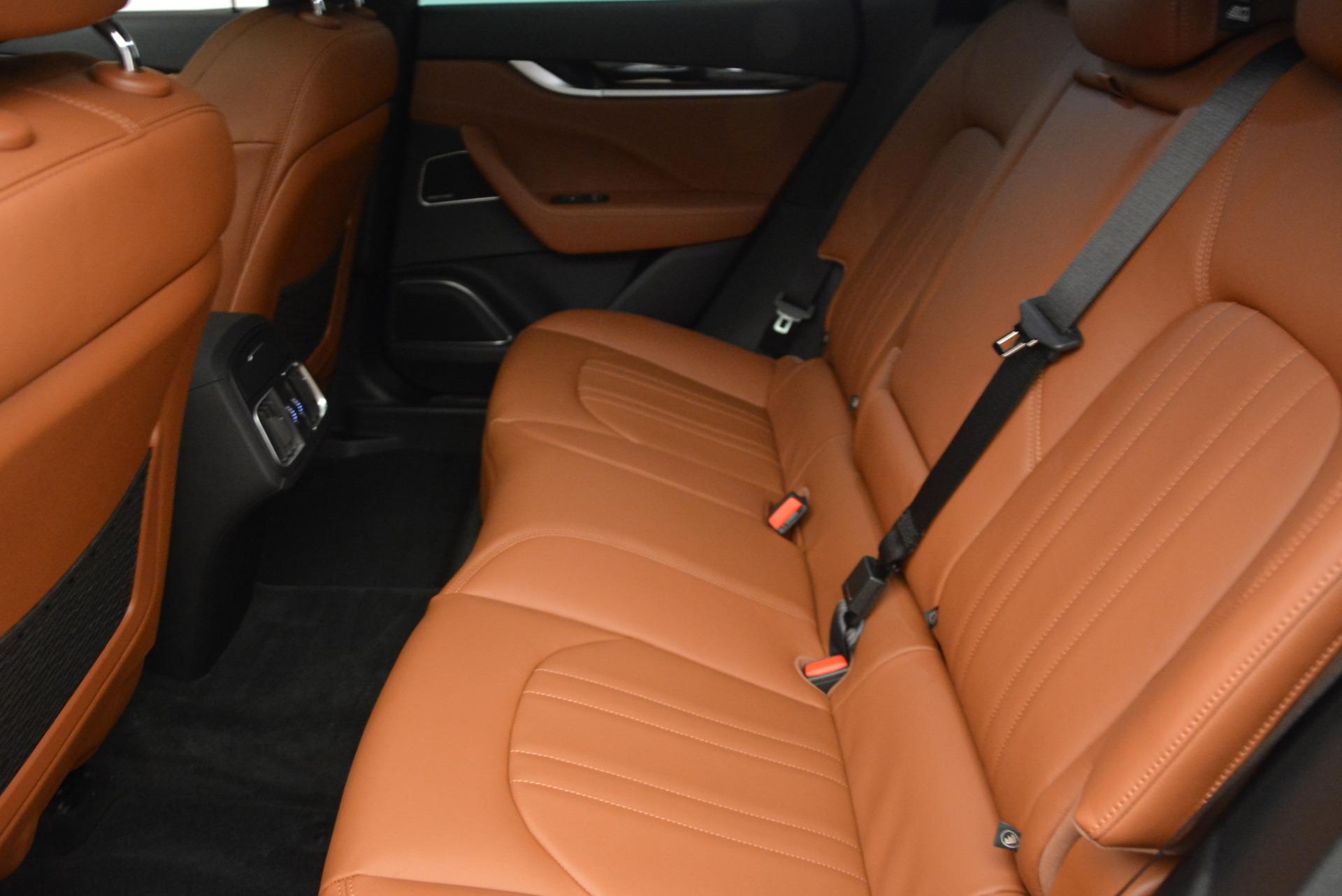 New 2017 Maserati Levante  For Sale In Greenwich, CT. Alfa Romeo of Greenwich, M1750 765_p19