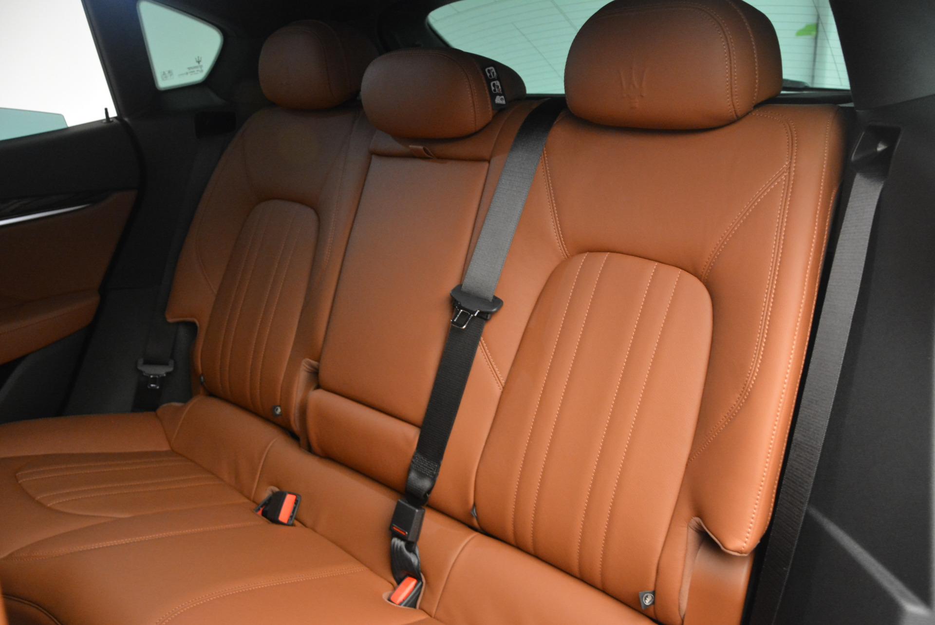 New 2017 Maserati Levante  For Sale In Greenwich, CT. Alfa Romeo of Greenwich, M1750 765_p20
