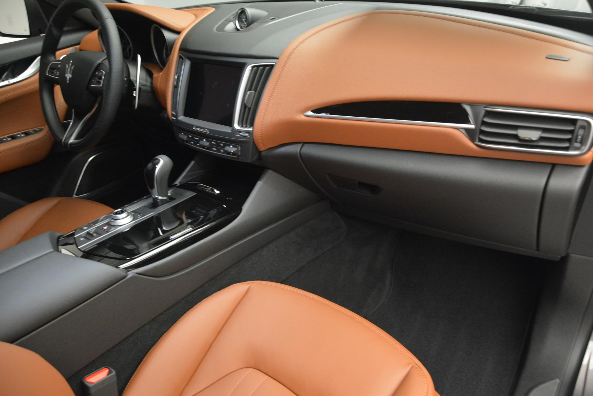 New 2017 Maserati Levante  For Sale In Greenwich, CT. Alfa Romeo of Greenwich, M1750 765_p21