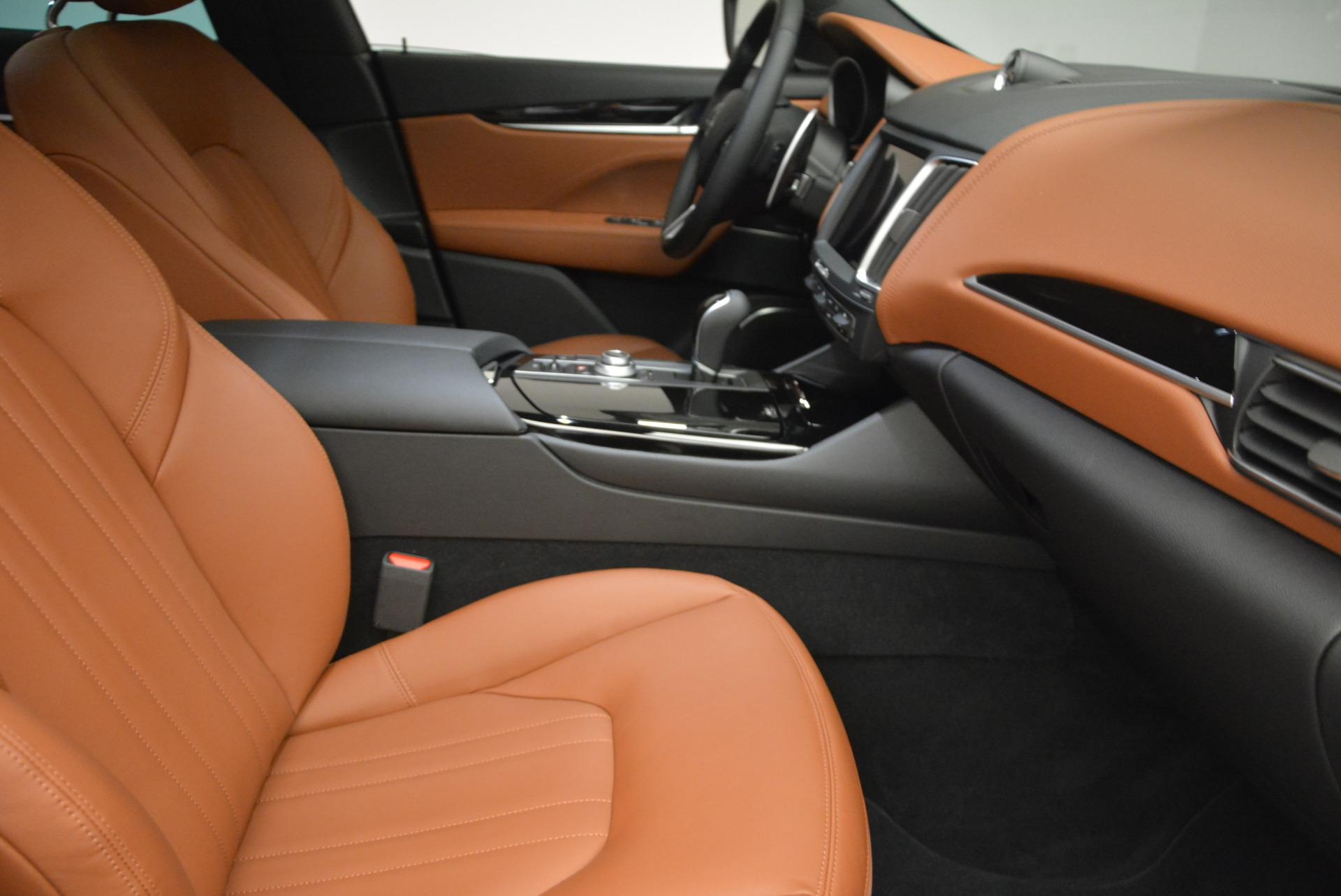 New 2017 Maserati Levante  For Sale In Greenwich, CT. Alfa Romeo of Greenwich, M1750 765_p22
