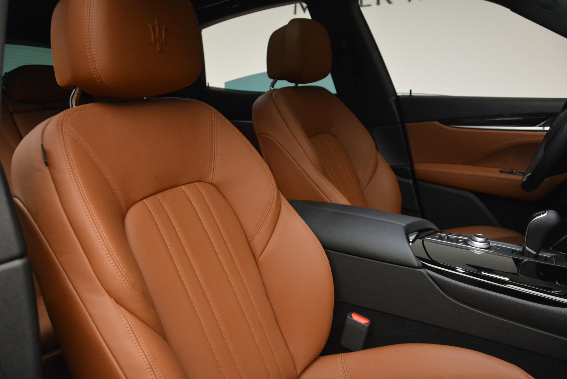 New 2017 Maserati Levante  For Sale In Greenwich, CT. Alfa Romeo of Greenwich, M1750 765_p23